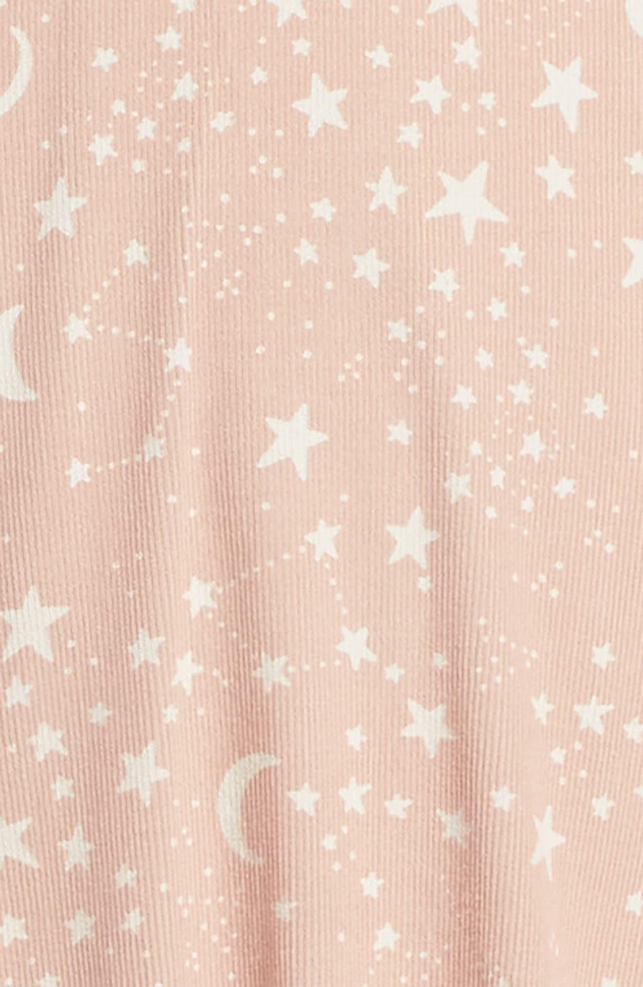 Kids Skippy Star Print Dress,                             Alternate thumbnail 3, color,                             650
