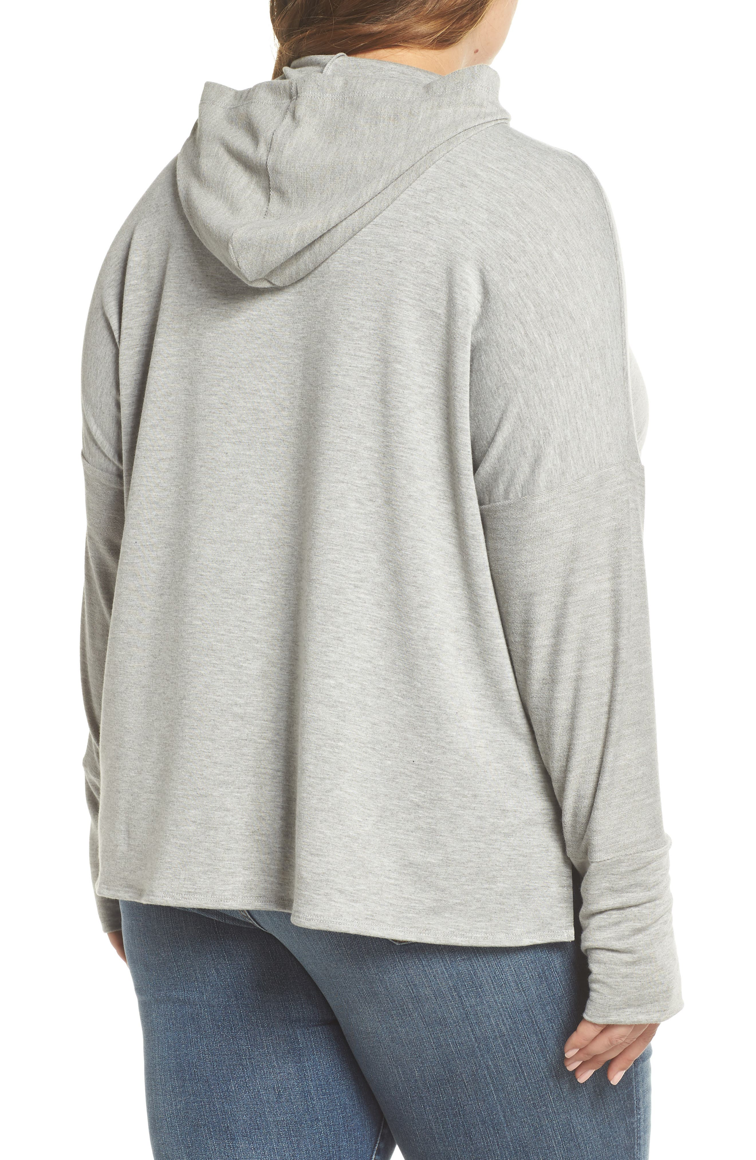 Off-Duty Hooded Sweatshirt,                             Alternate thumbnail 6, color,