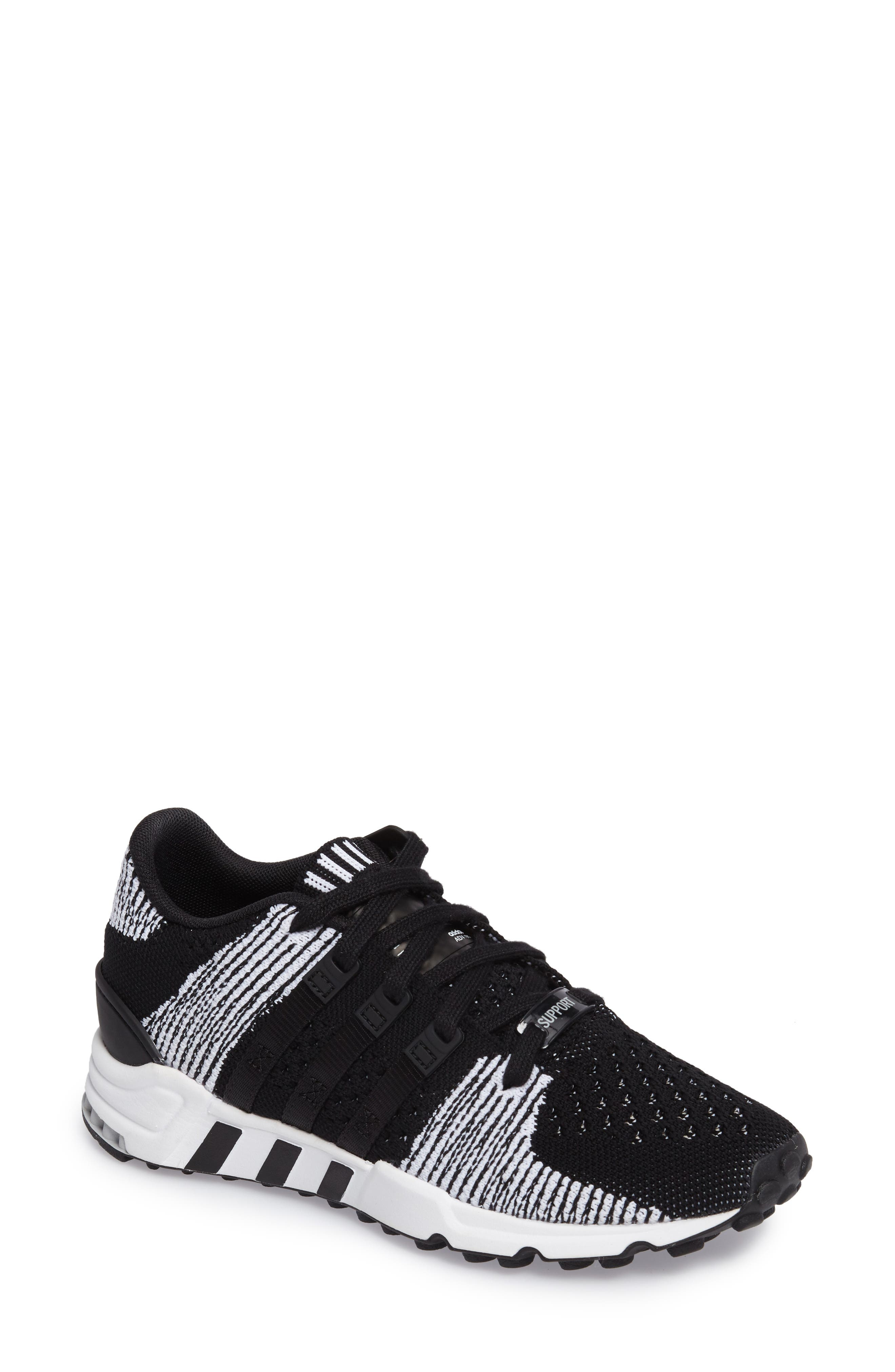 EQT Support RF PK Sneaker,                             Main thumbnail 1, color,                             001