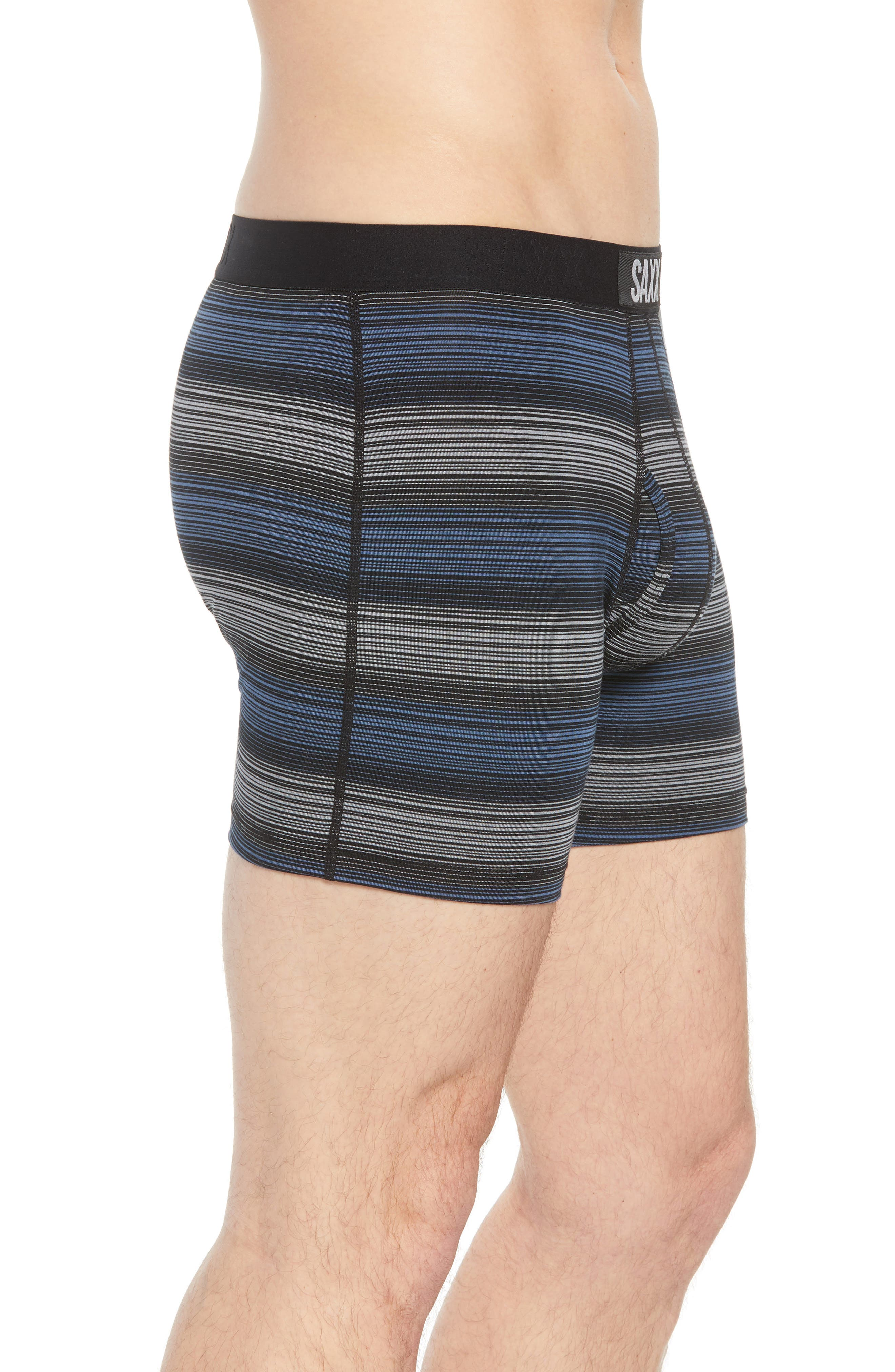Vibe Modern Fit Boxer Brief,                             Alternate thumbnail 3, color,                             OMBRE STRIPE