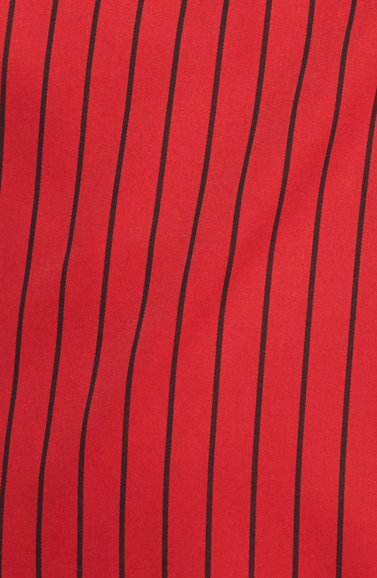 Gina Holiday Stripe Shirt,                             Alternate thumbnail 10, color,