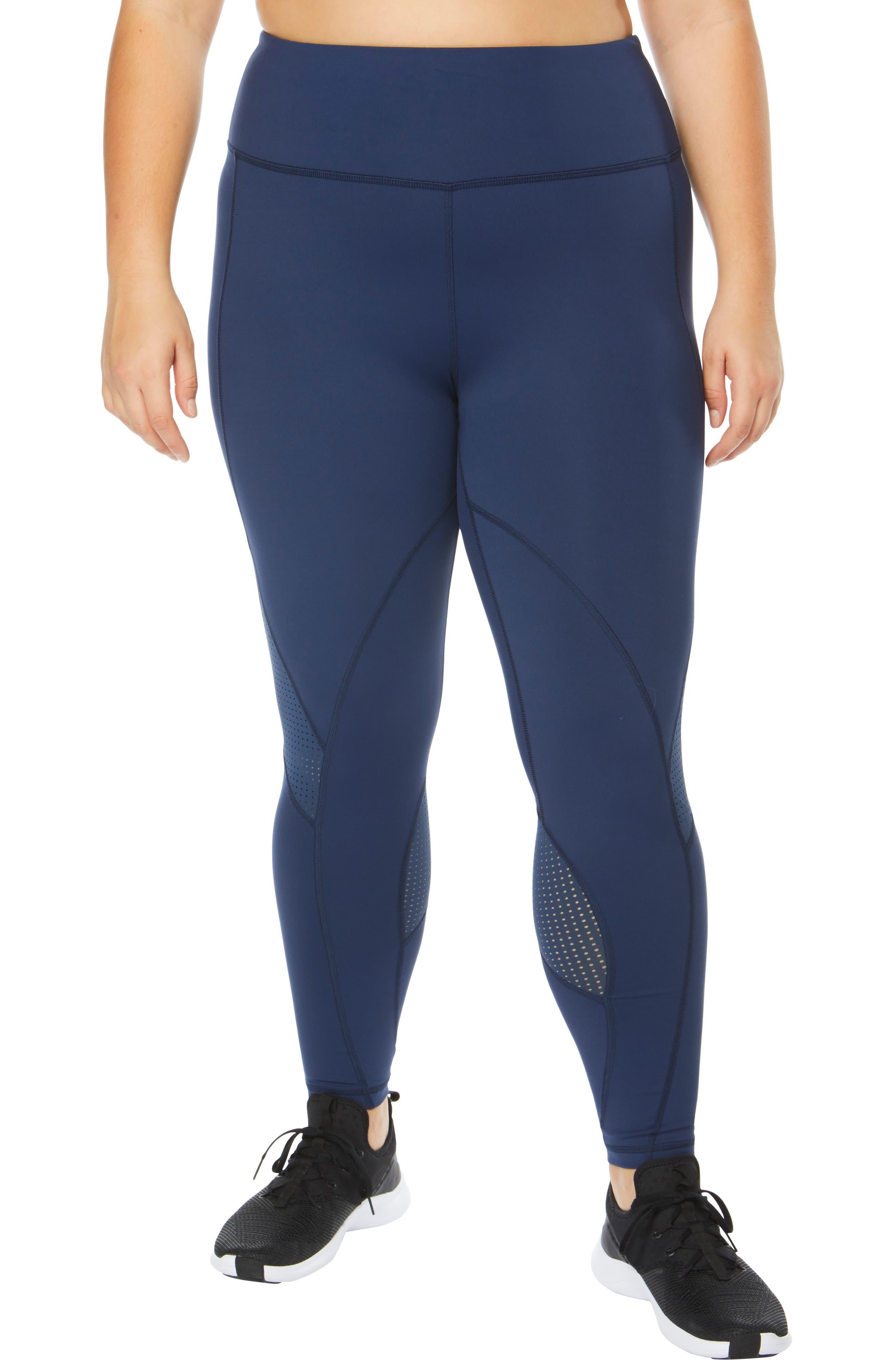 Plus Size Shape Activewear Marathon Tights