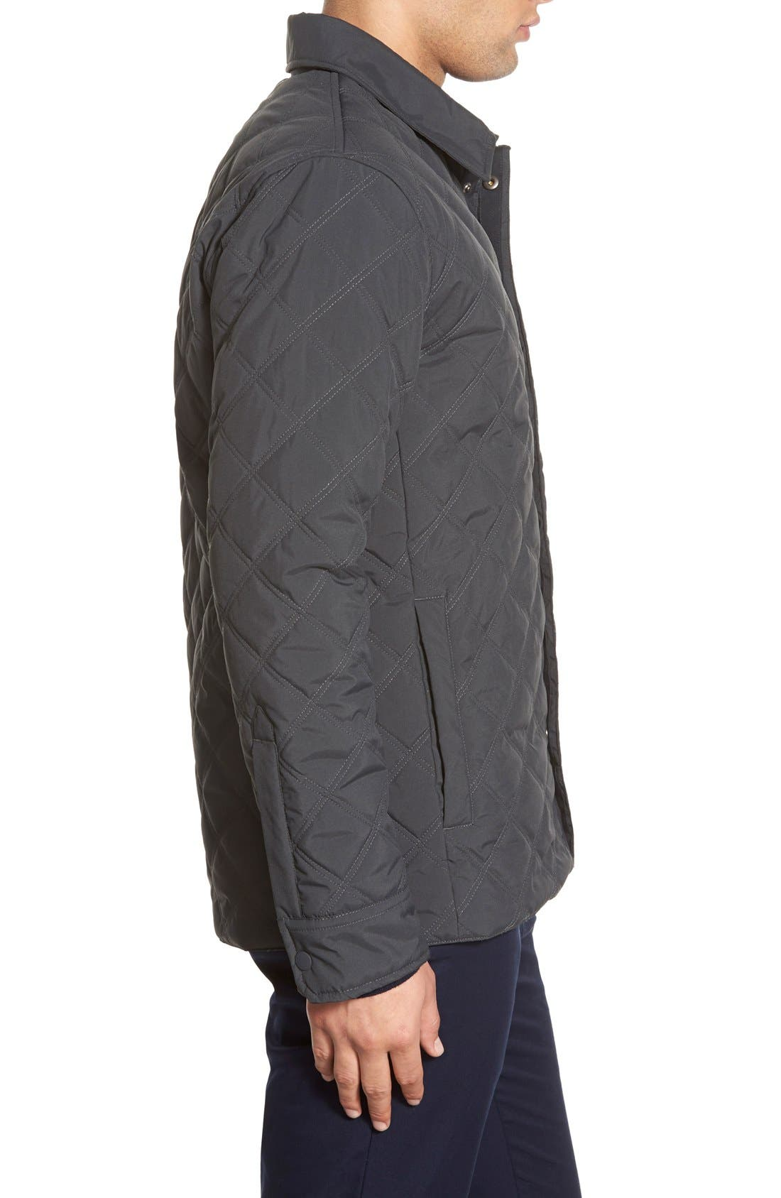 Quilted Jacket,                             Alternate thumbnail 5, color,                             032