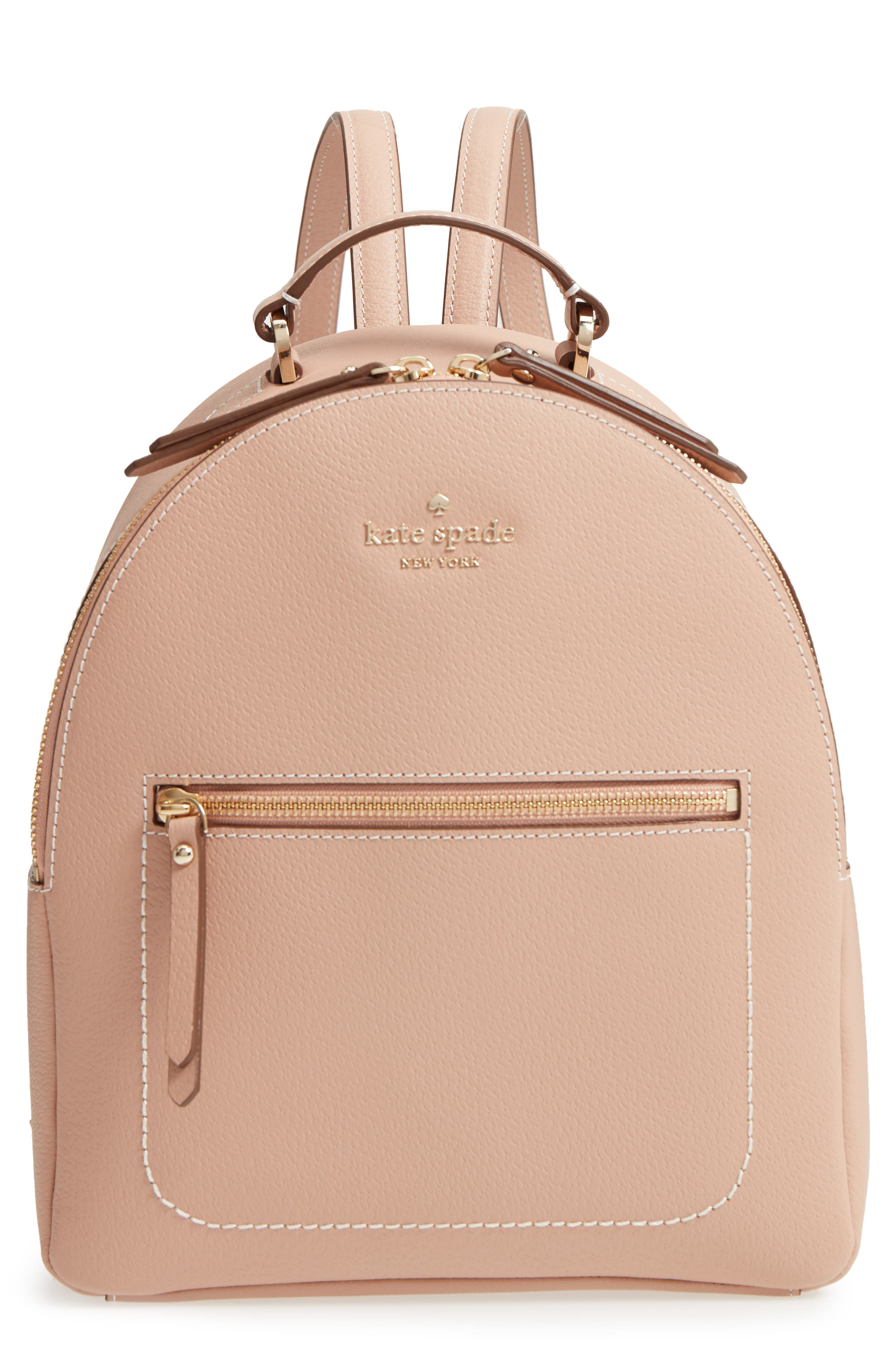 thompson street - brooke leather backpack,                         Main,                         color,