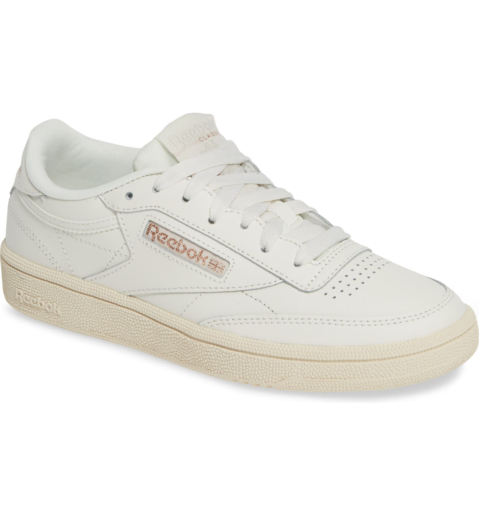 974161c5a34fb6 Reebok Club C 85 Sneaker (Women)