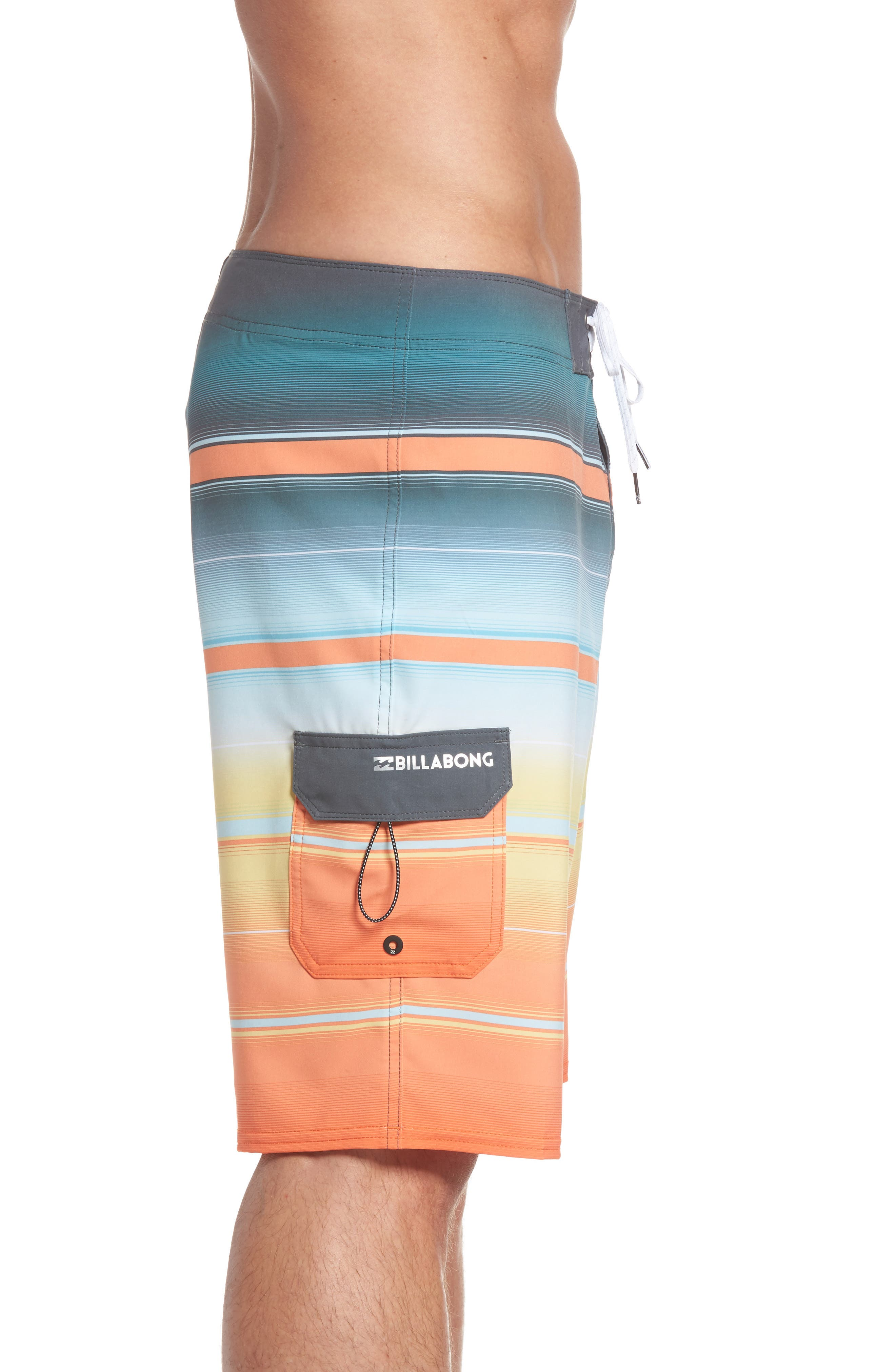 All Day X Stripe Board Shorts,                             Alternate thumbnail 20, color,