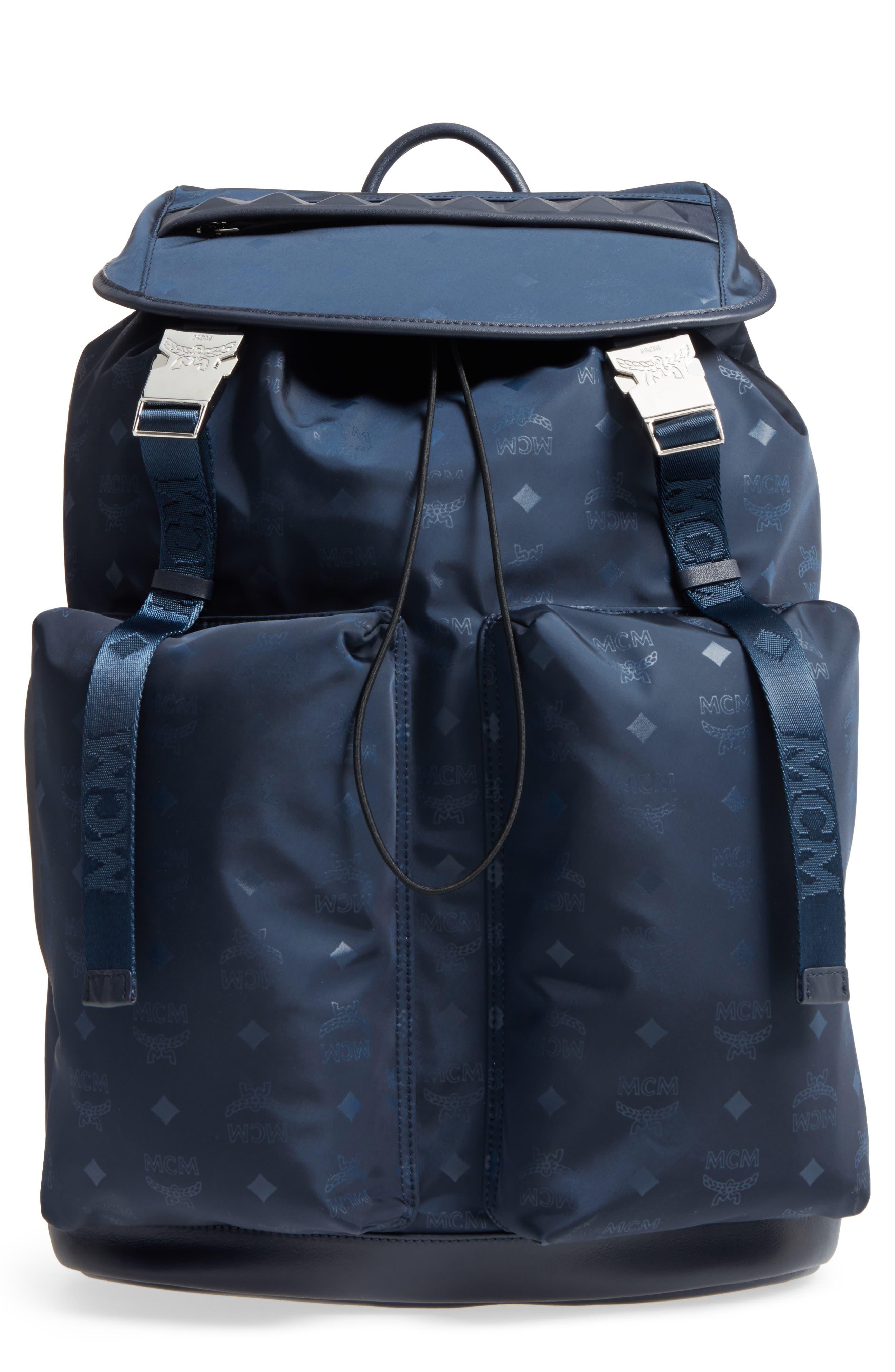 Dieter Backpack,                             Main thumbnail 1, color,                             NAVY BLUE