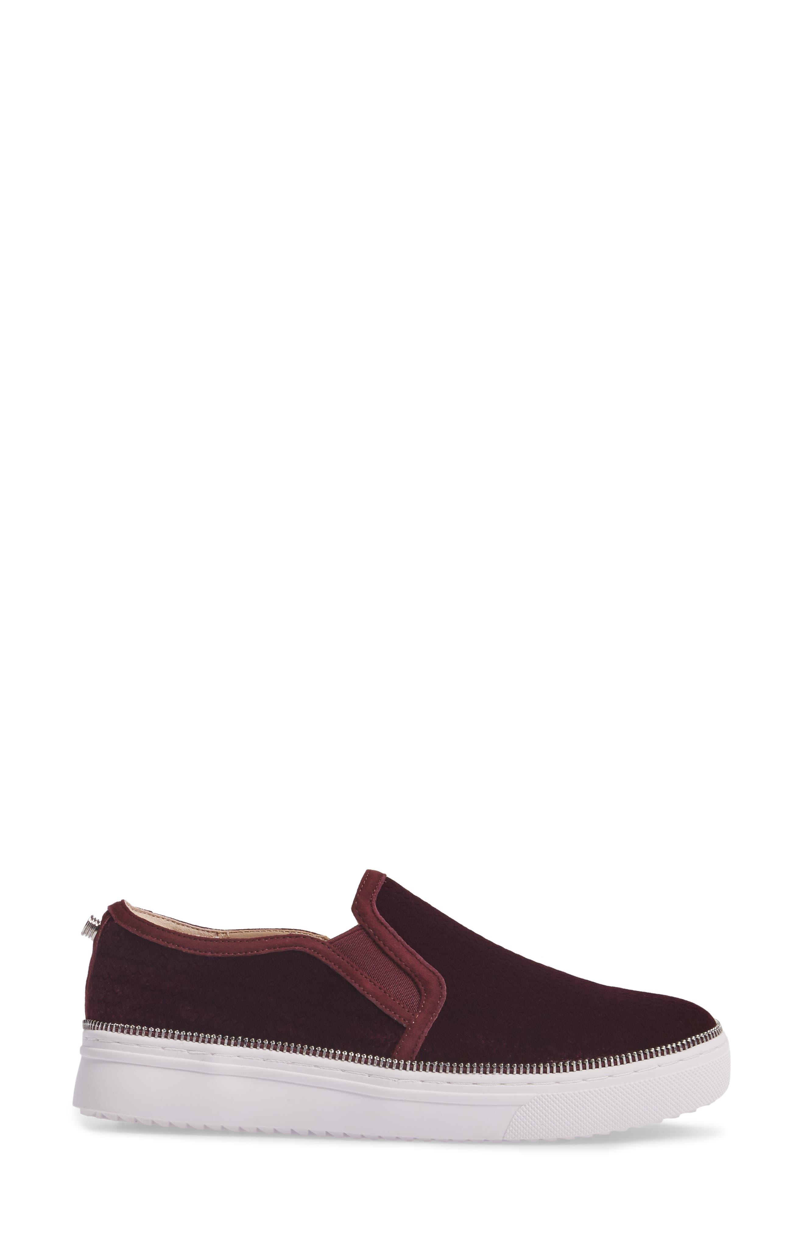 Harper Slip-On Sneaker,                             Alternate thumbnail 17, color,