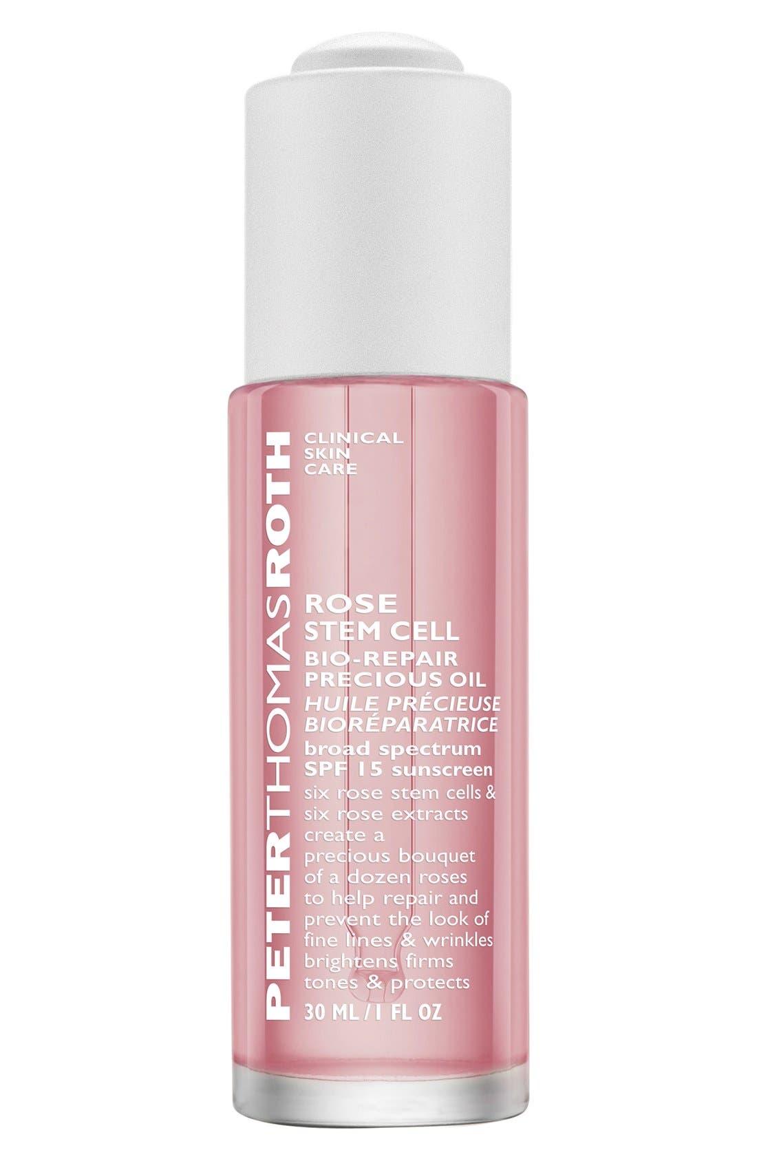 Rose Stem Cell Bio-Repair Precious Oil, Main, color, 000