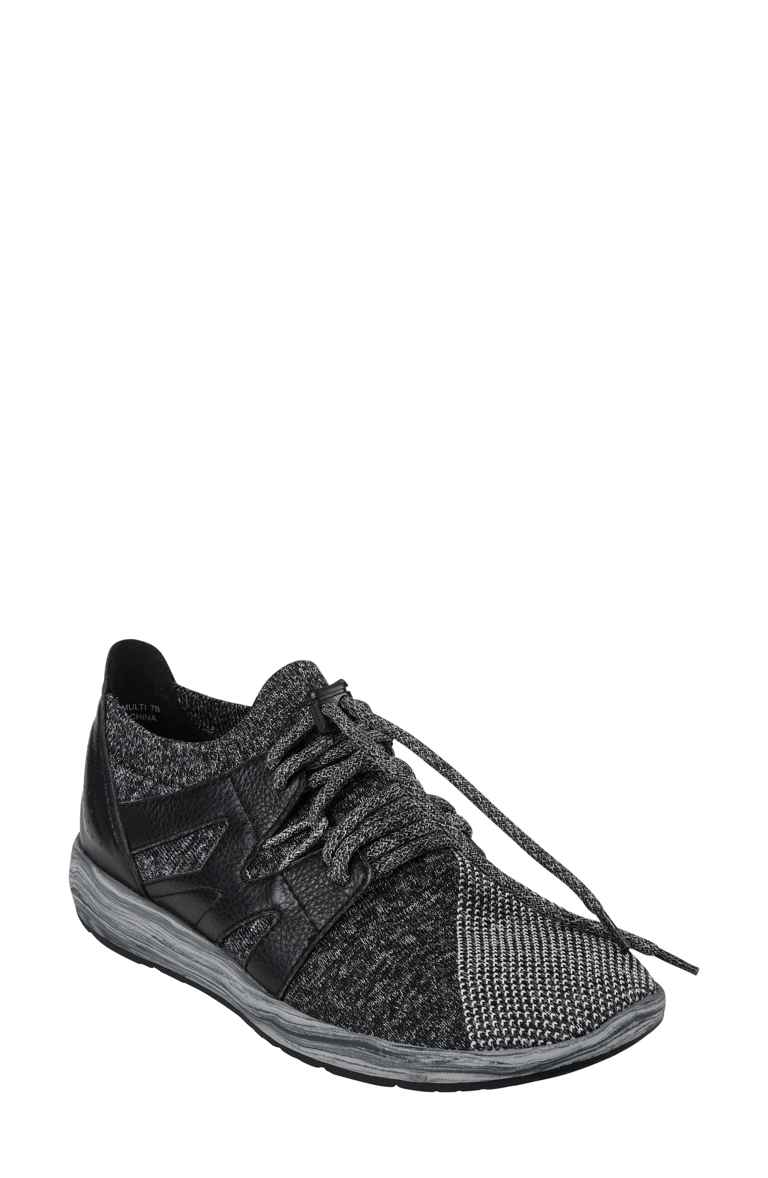 Earth Blaze Sneaker, Black