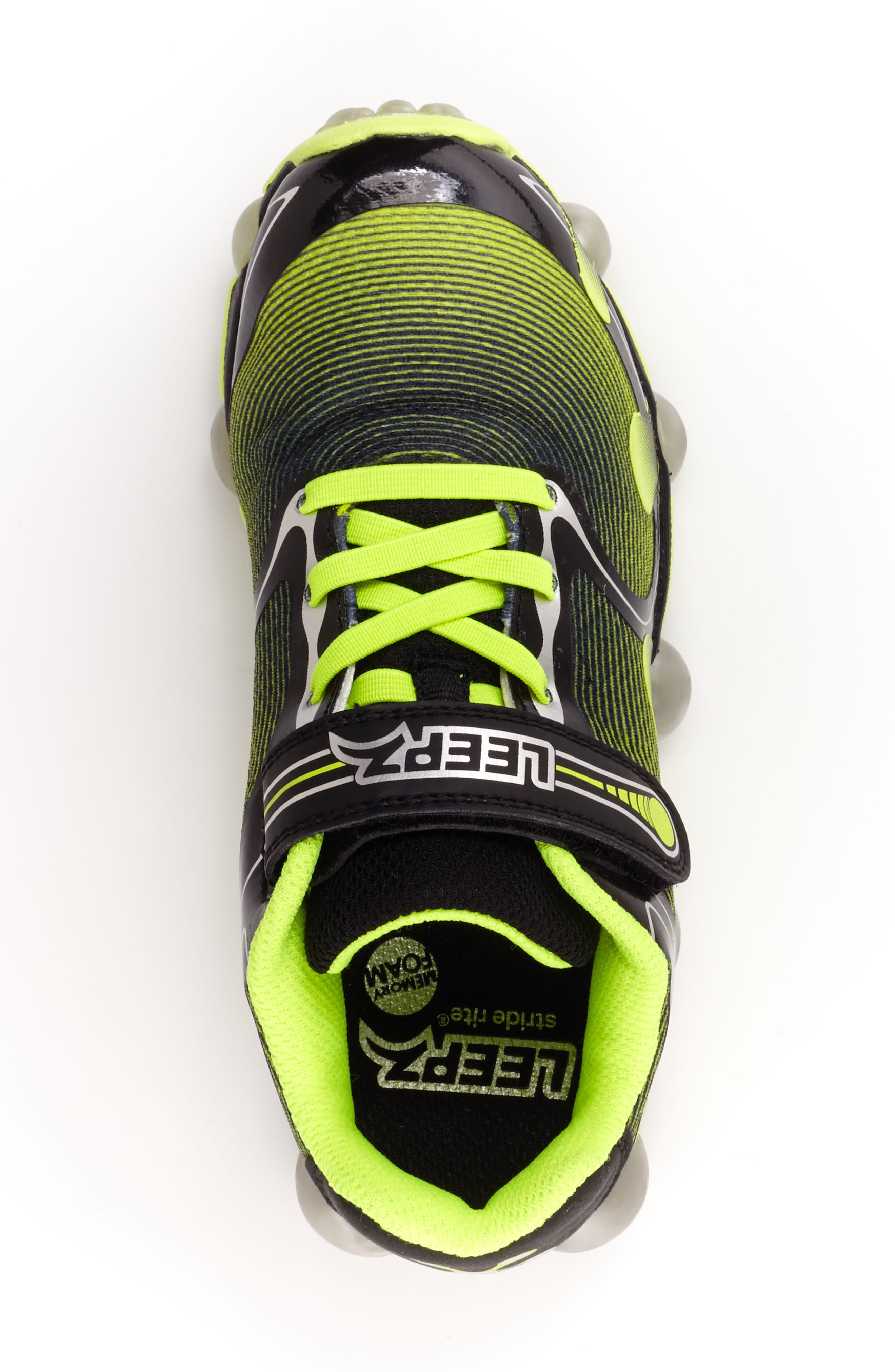'Leepz' Light-Up Sneaker,                             Alternate thumbnail 30, color,