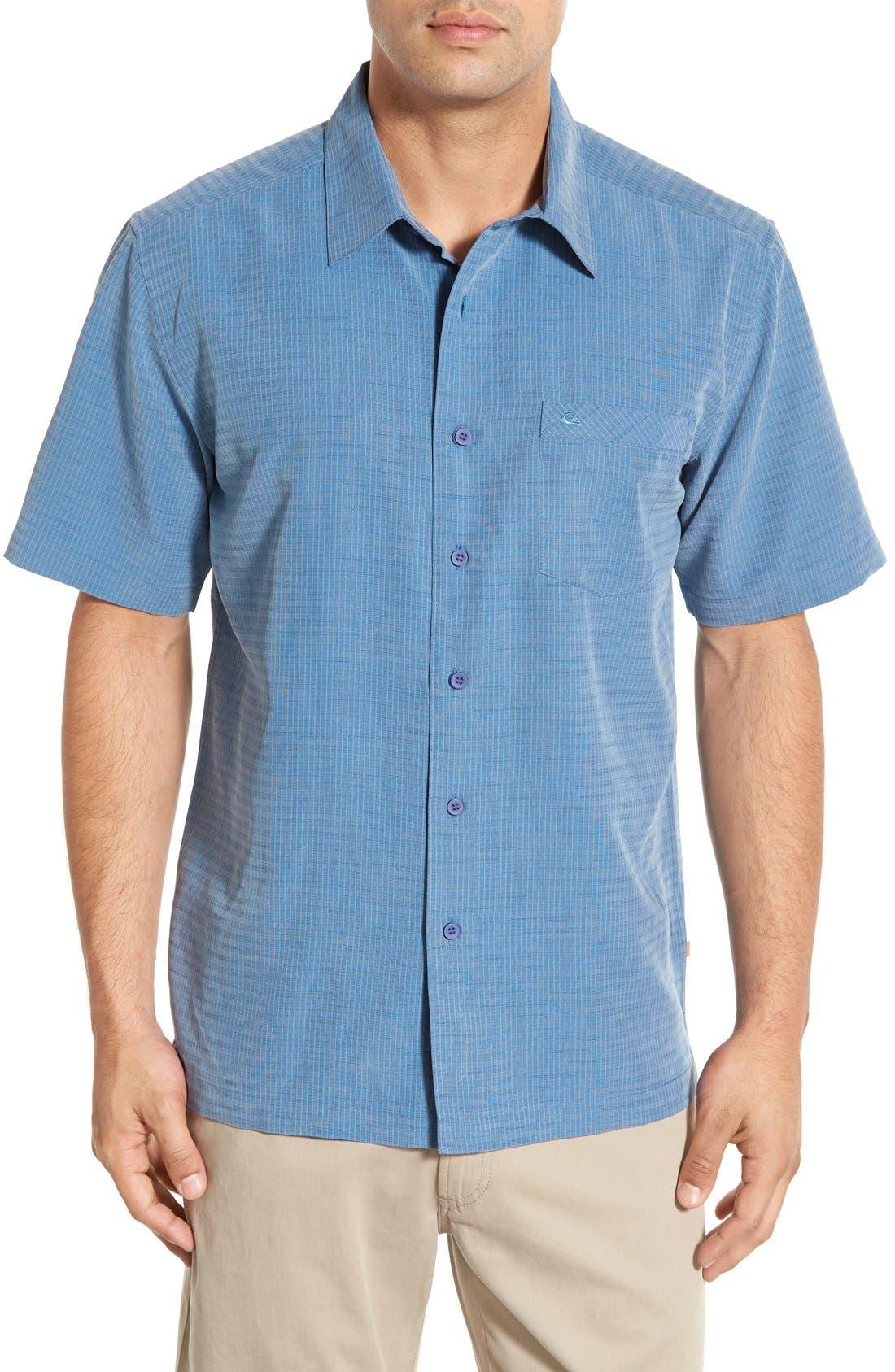 'Centinela 4' Short Sleeve Sport Shirt,                             Main thumbnail 12, color,