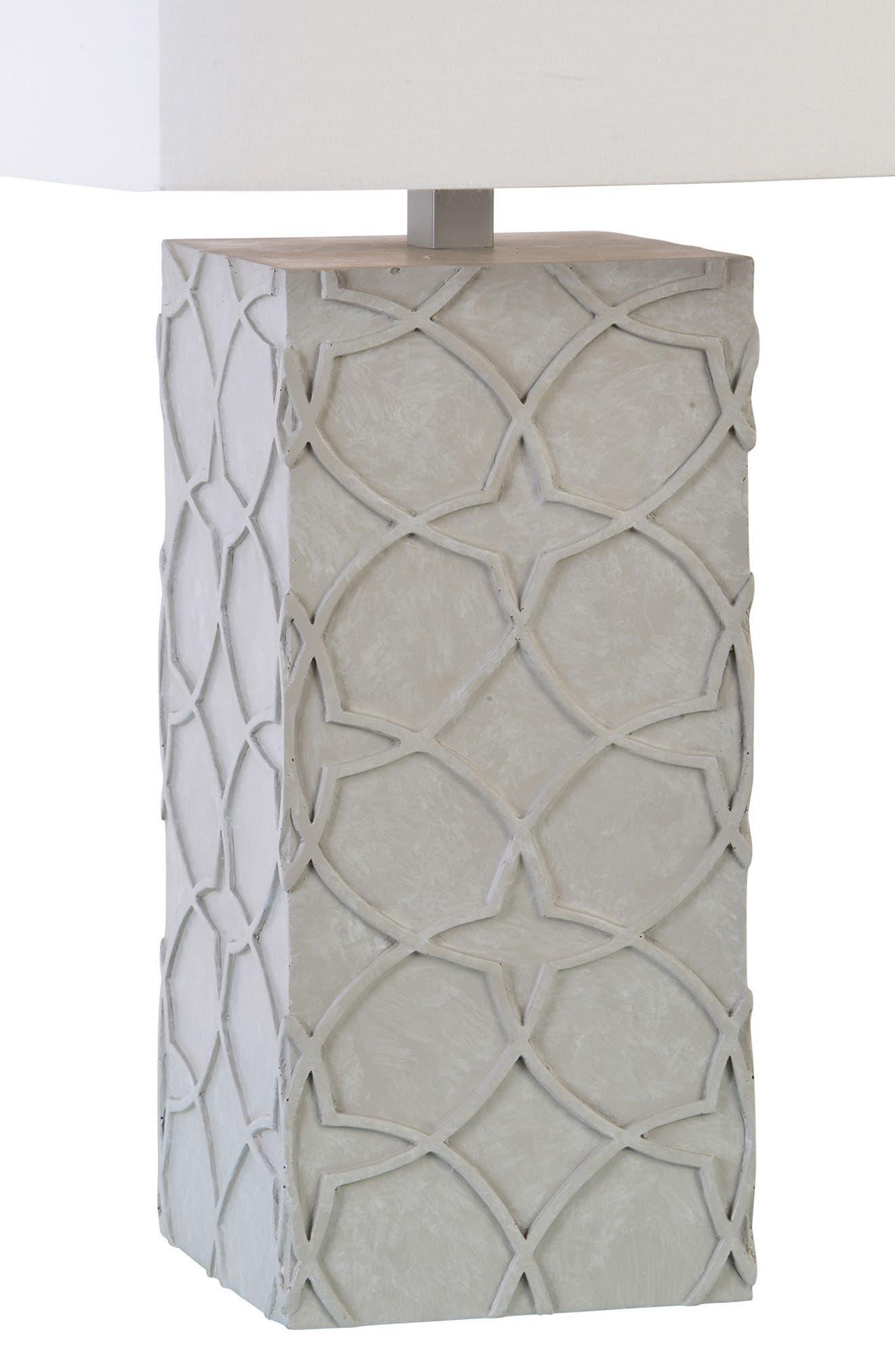 Barkly Table Lamp,                             Alternate thumbnail 2, color,                             CONCRETE