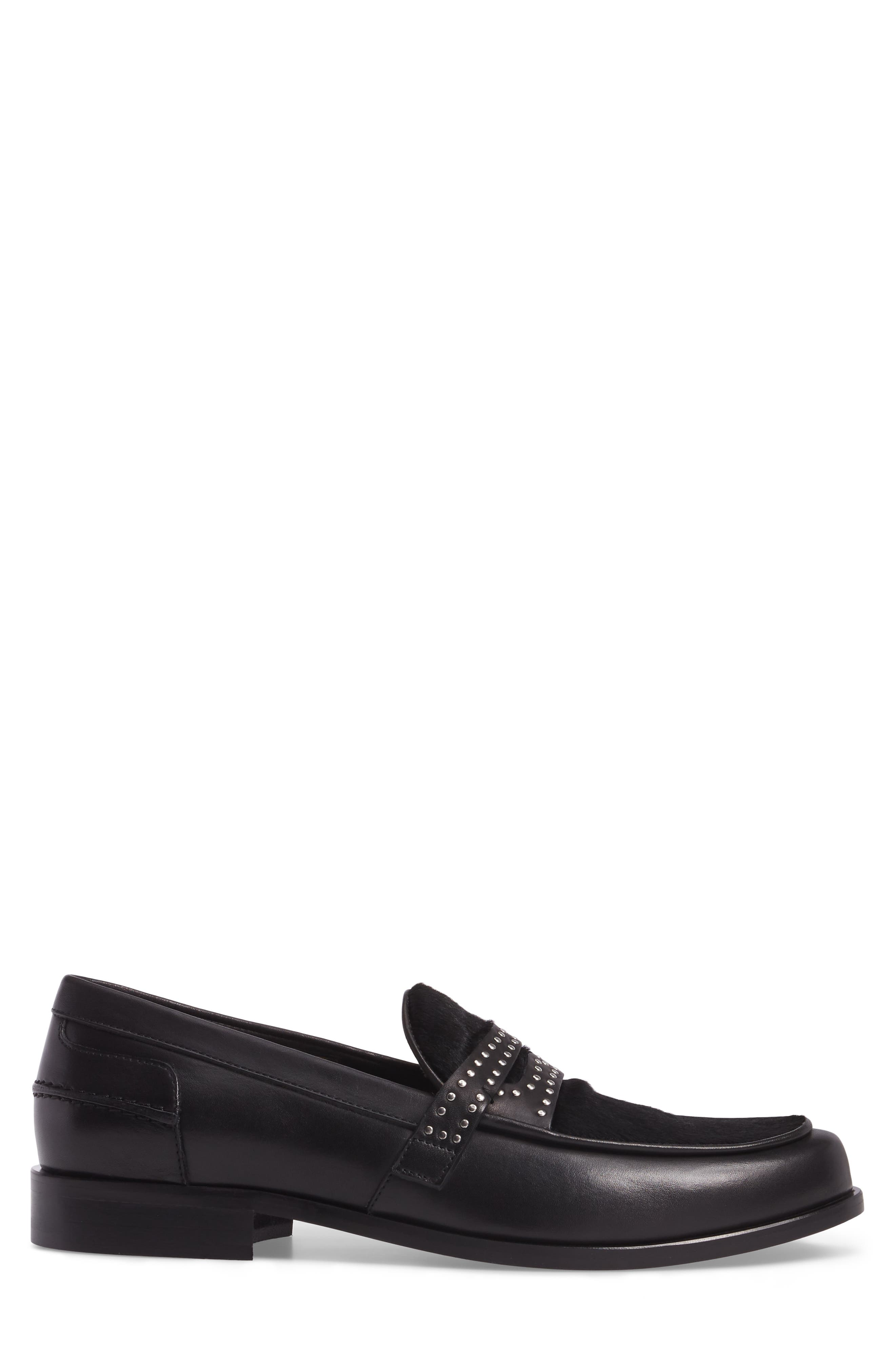 Sawyer Penny Loafer,                             Alternate thumbnail 3, color,                             001