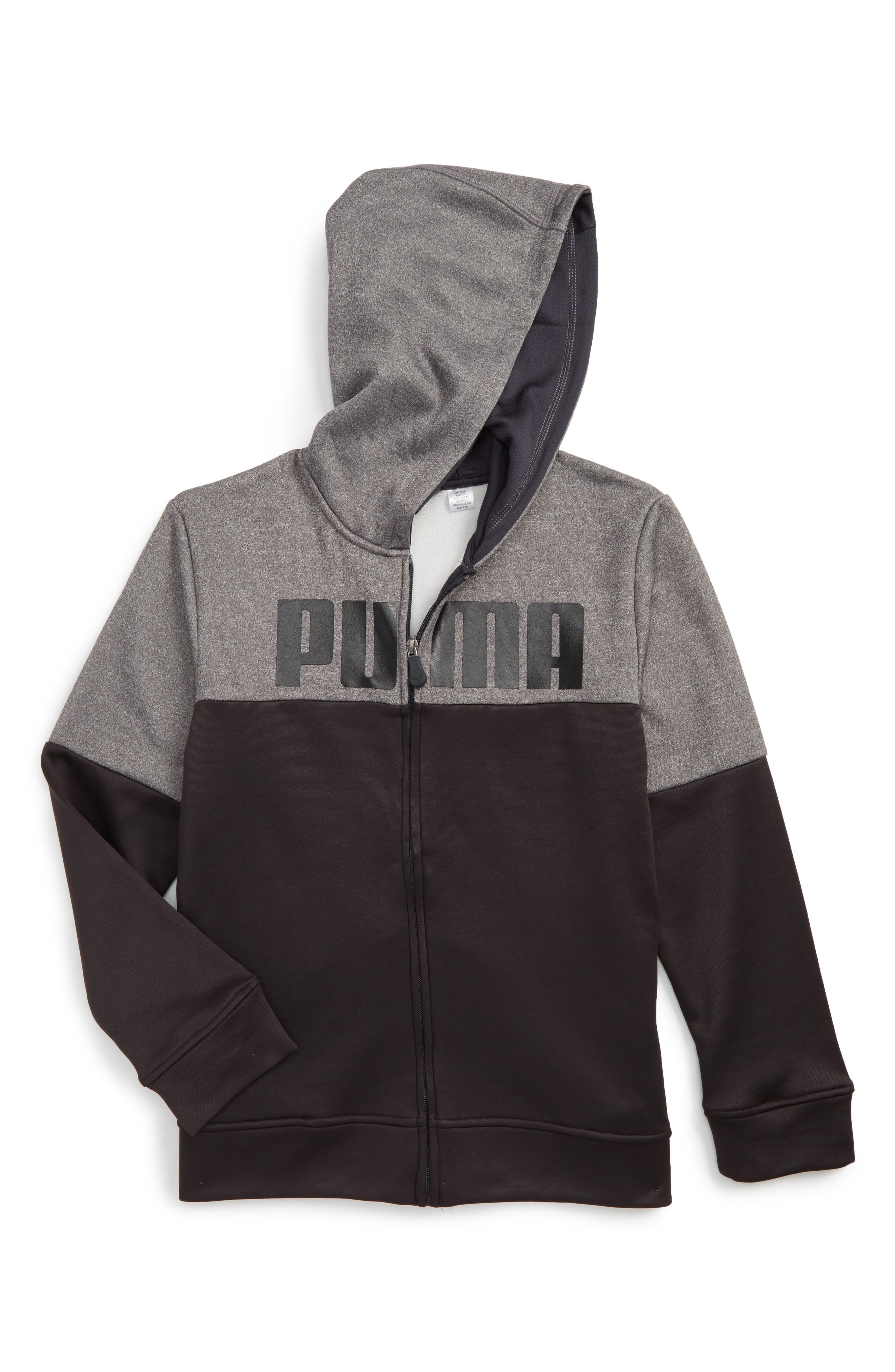 Logo Graphic Hoodie,                         Main,                         color, 001