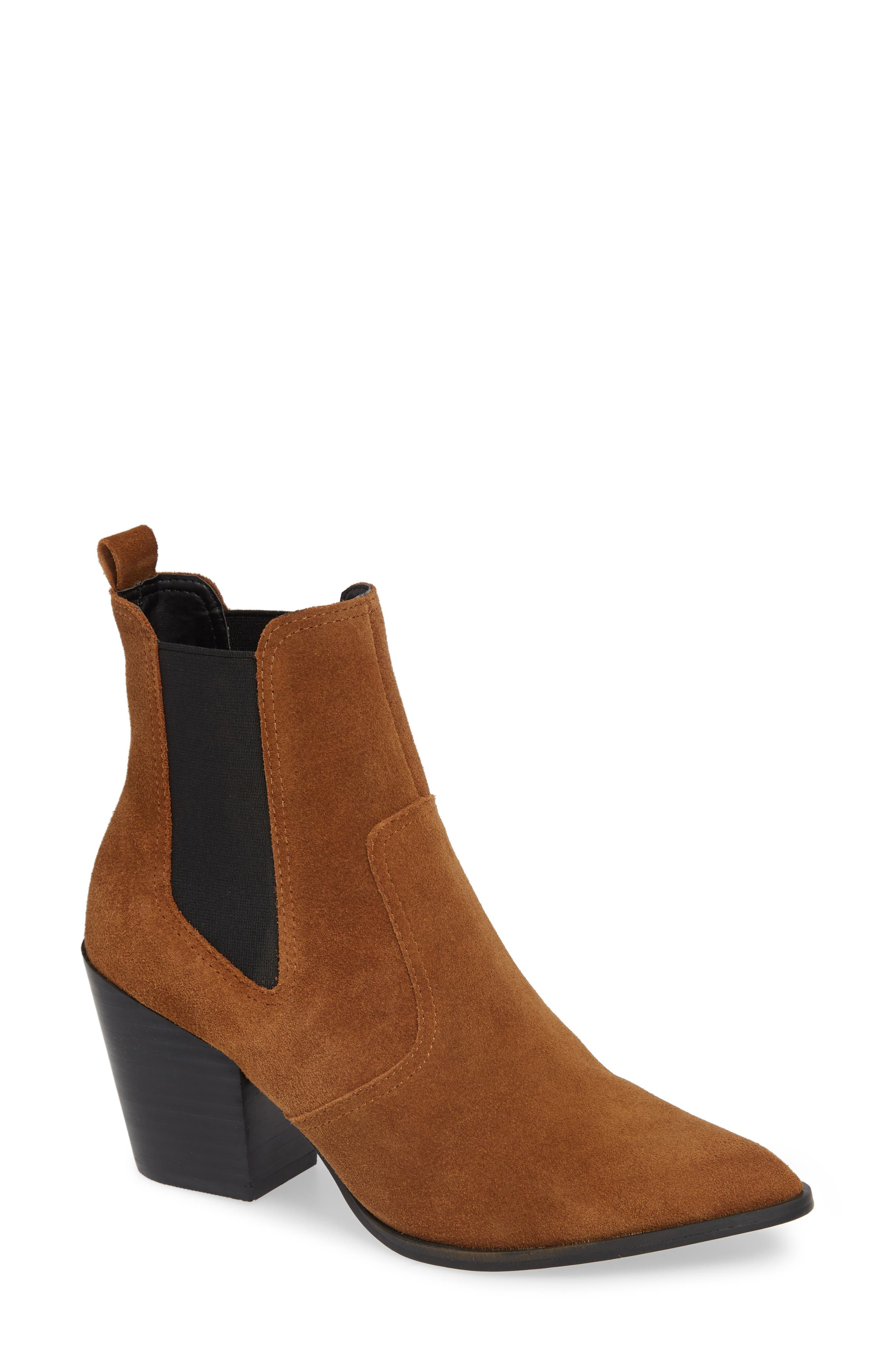 Patricia Chelsea Bootie by Steve Madden