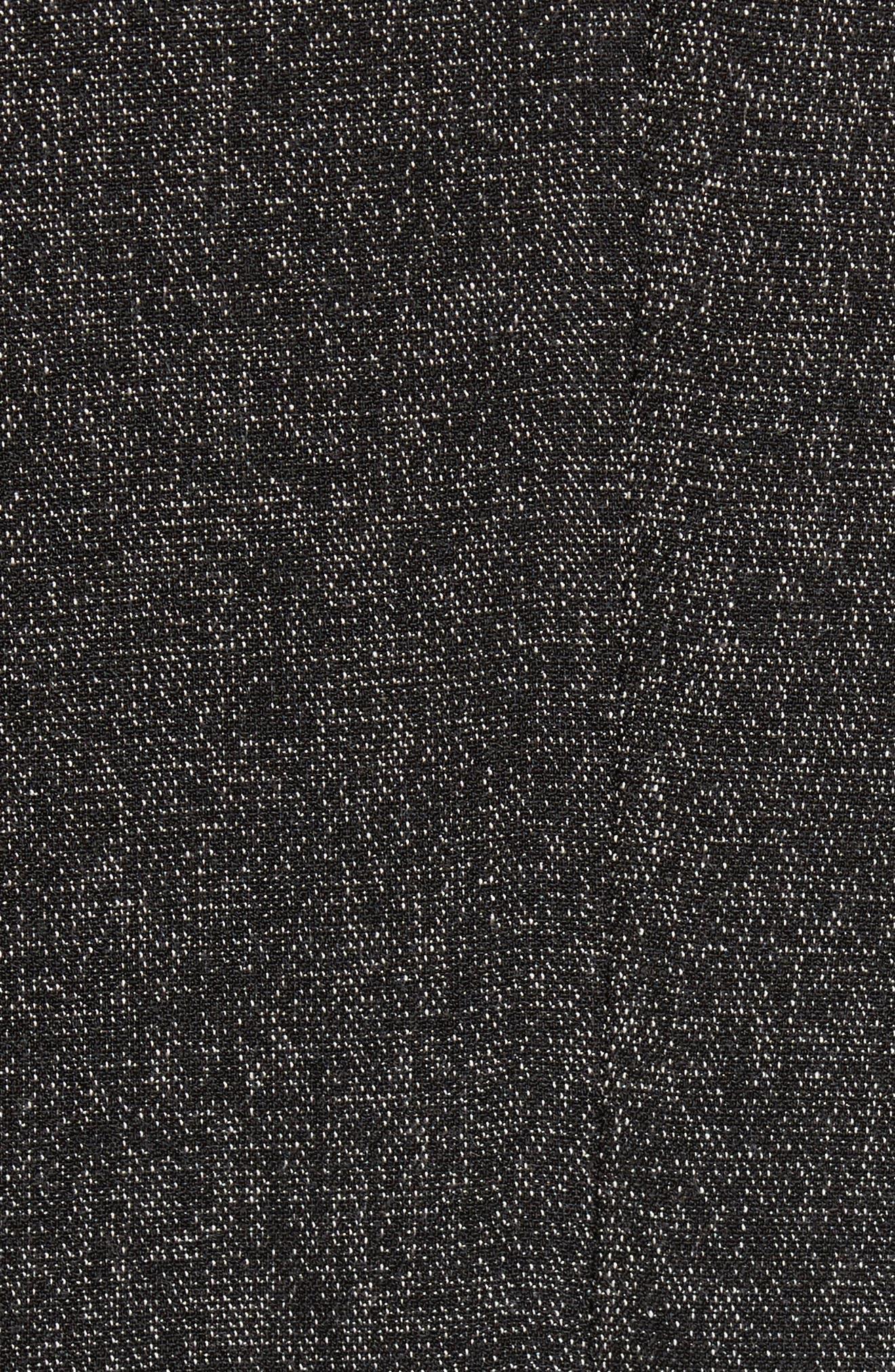 Grey Harvey Bomber Jacket,                             Alternate thumbnail 7, color,                             021