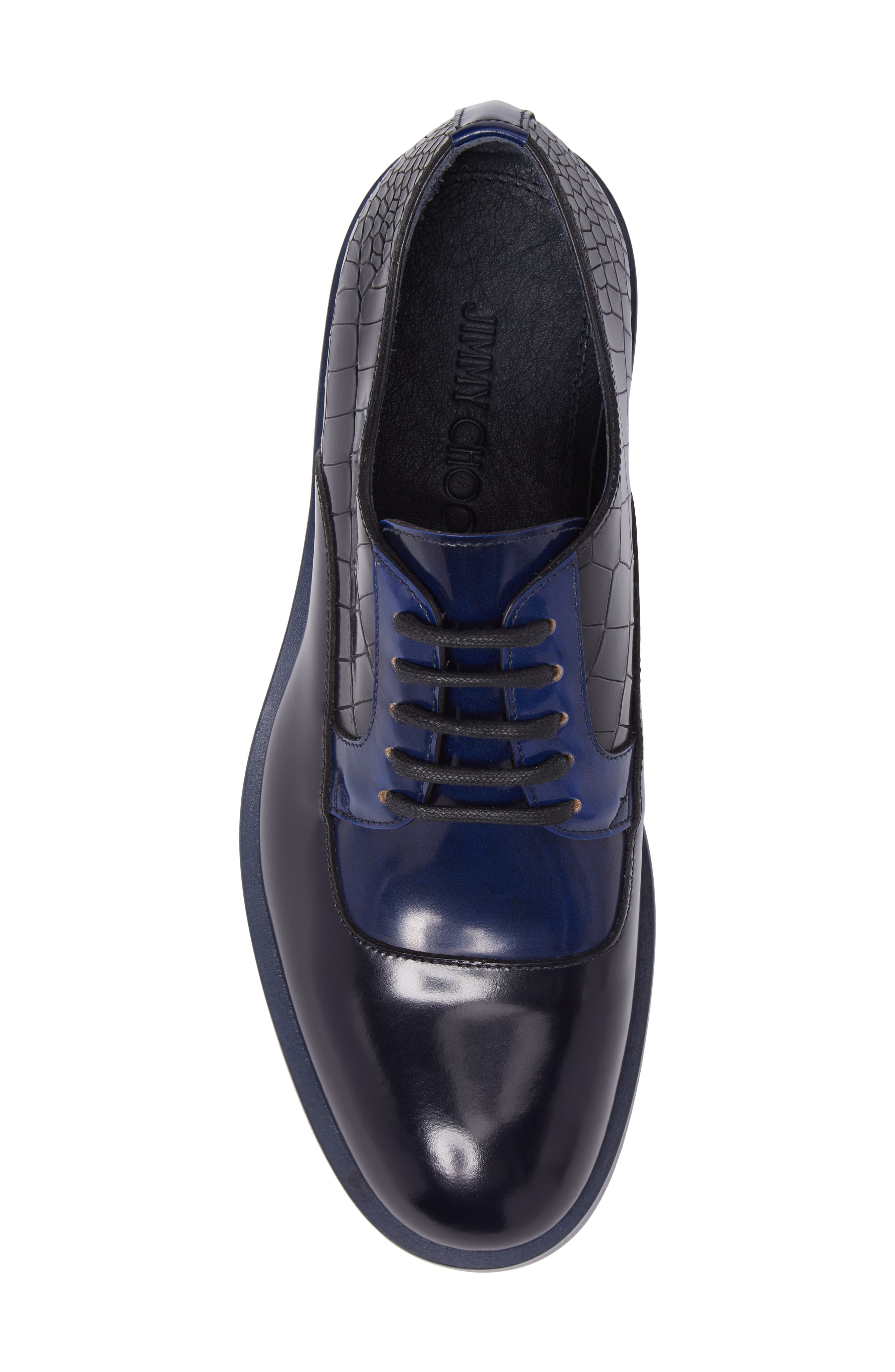 Bolan Croc Embossed Oxford,                             Alternate thumbnail 5, color,                             410