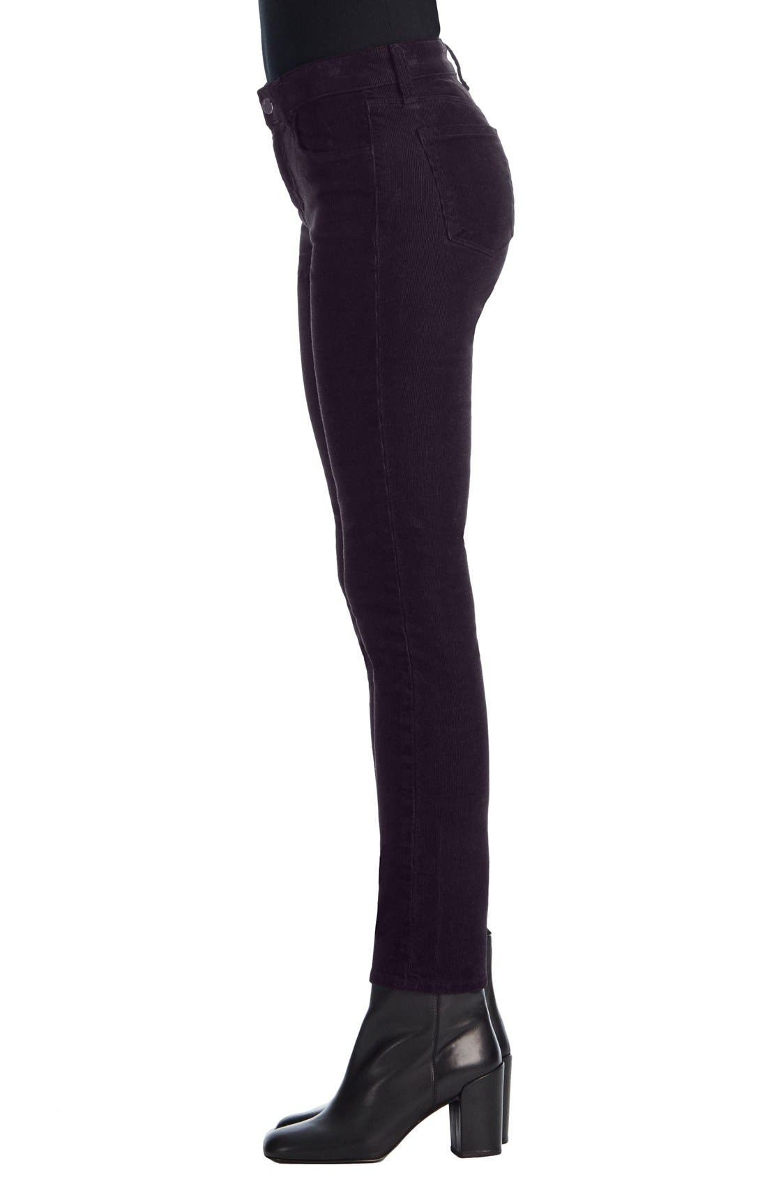 Skinny Corduroy Pants,                             Alternate thumbnail 16, color,