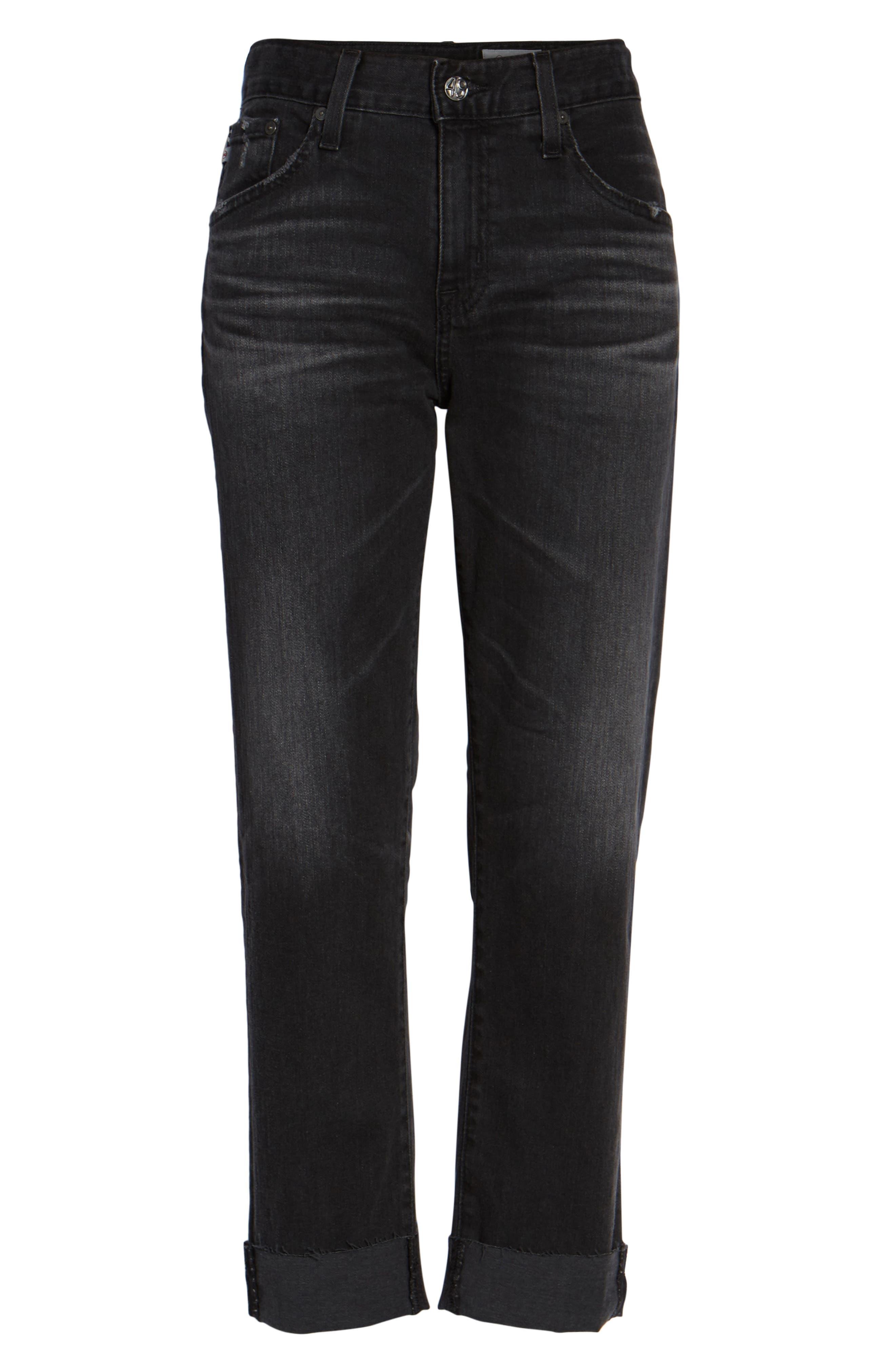 The Ex-Boyfriend Crop Jeans,                             Alternate thumbnail 6, color,                             419