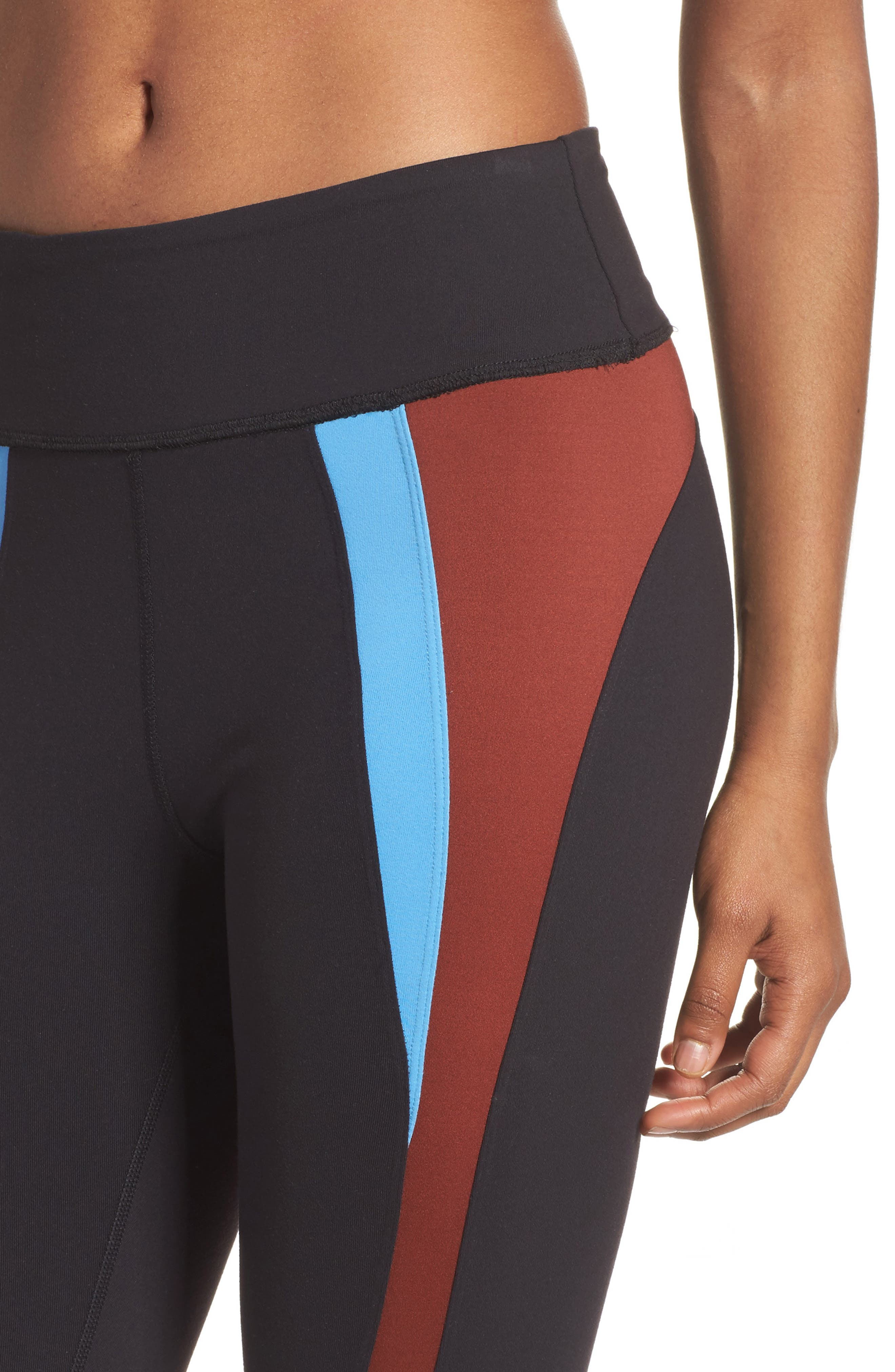 SPLITS59,                             Force Ankle Tights,                             Alternate thumbnail 4, color,                             001
