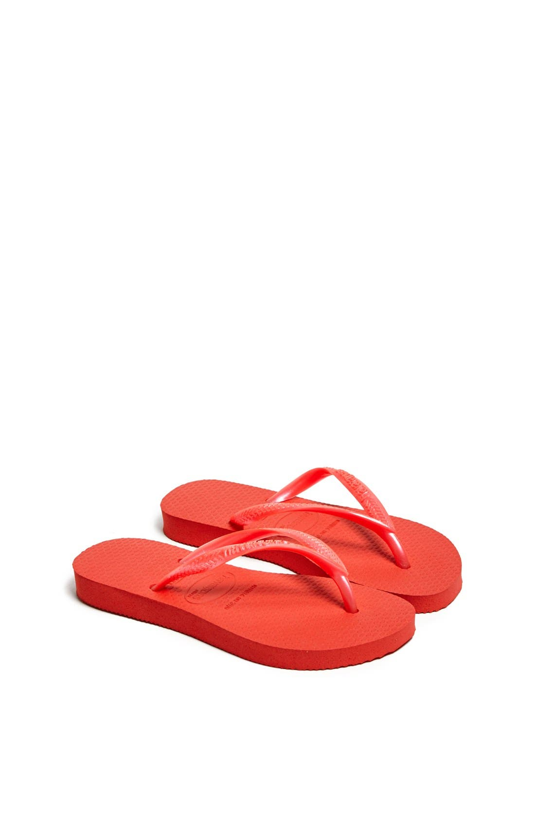 'Slim' Flip Flop,                             Main thumbnail 15, color,