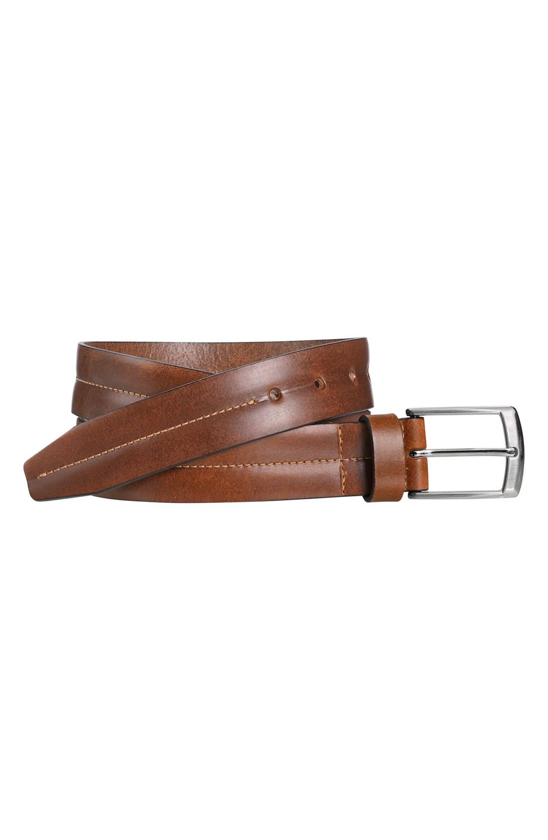 Leather Belt,                             Alternate thumbnail 2, color,                             240