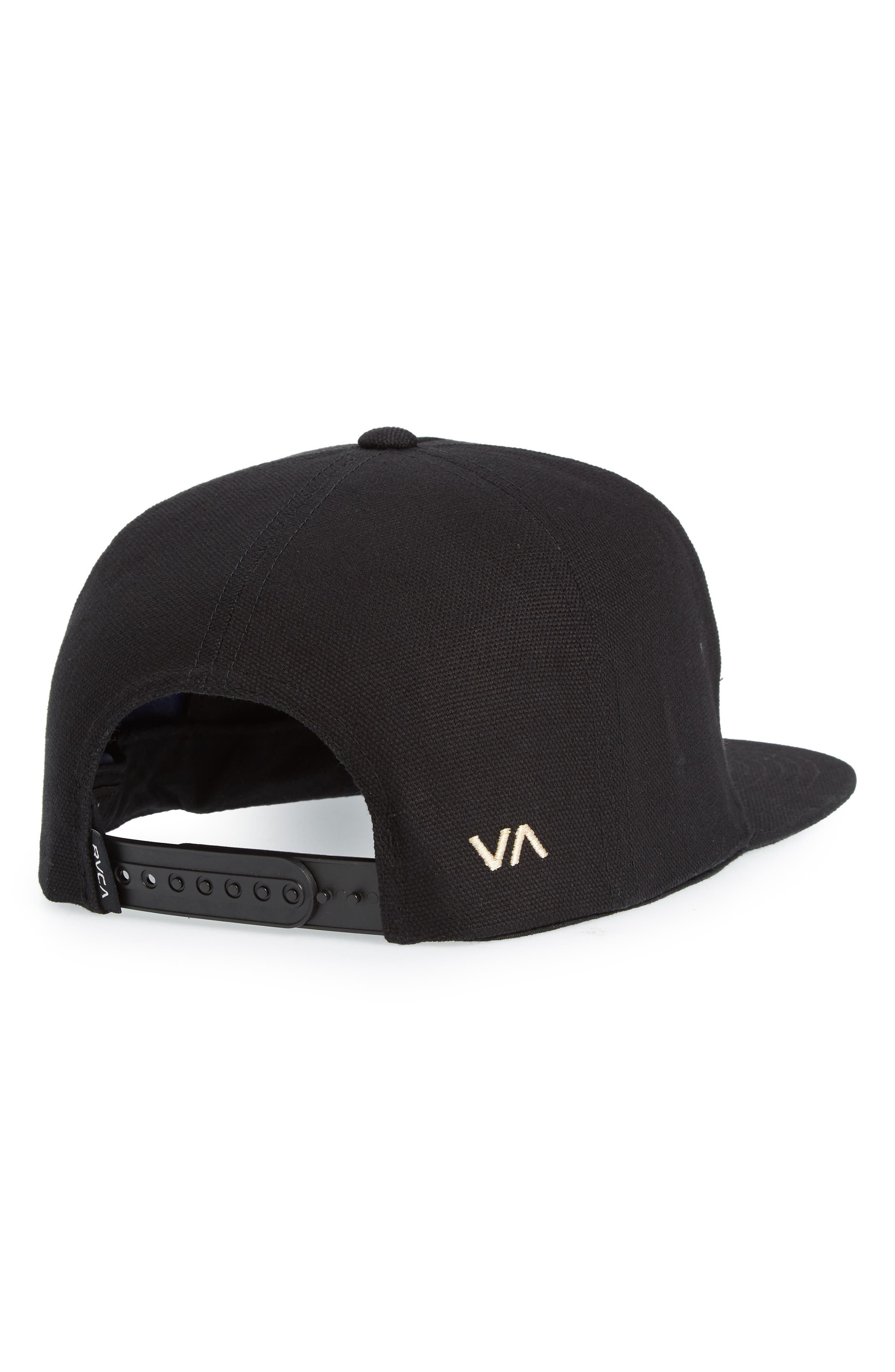 RVCA,                             If Snapback Hat,                             Alternate thumbnail 2, color,                             001