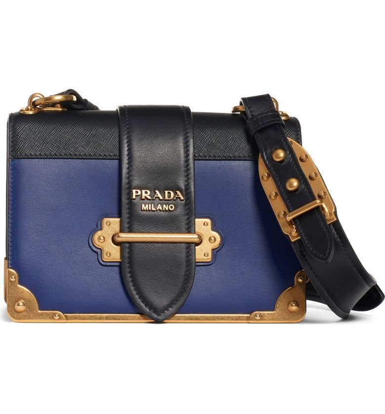 2ea1c7993a97 Prada Cahier Crossbody Bag