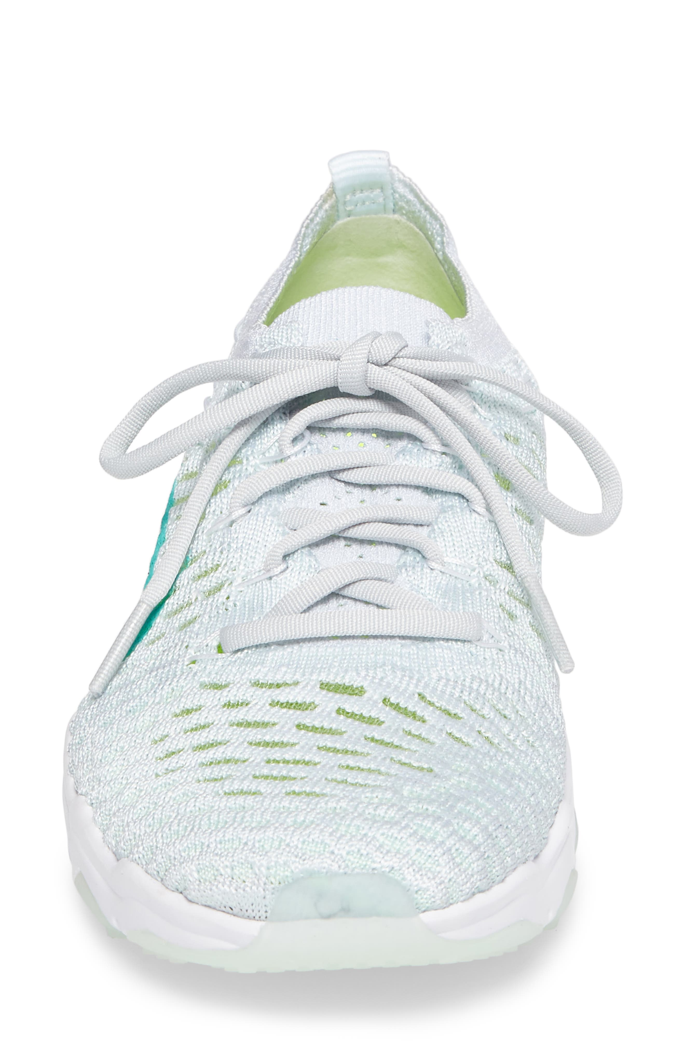Air Zoom Fearless Flyknit Training Shoe,                             Alternate thumbnail 37, color,