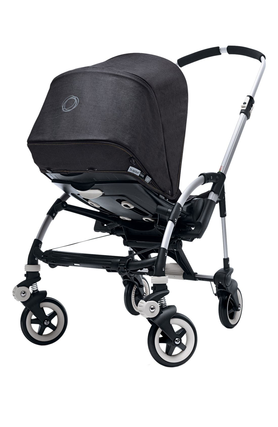 'Bee' Denim Stroller,                             Alternate thumbnail 6, color,