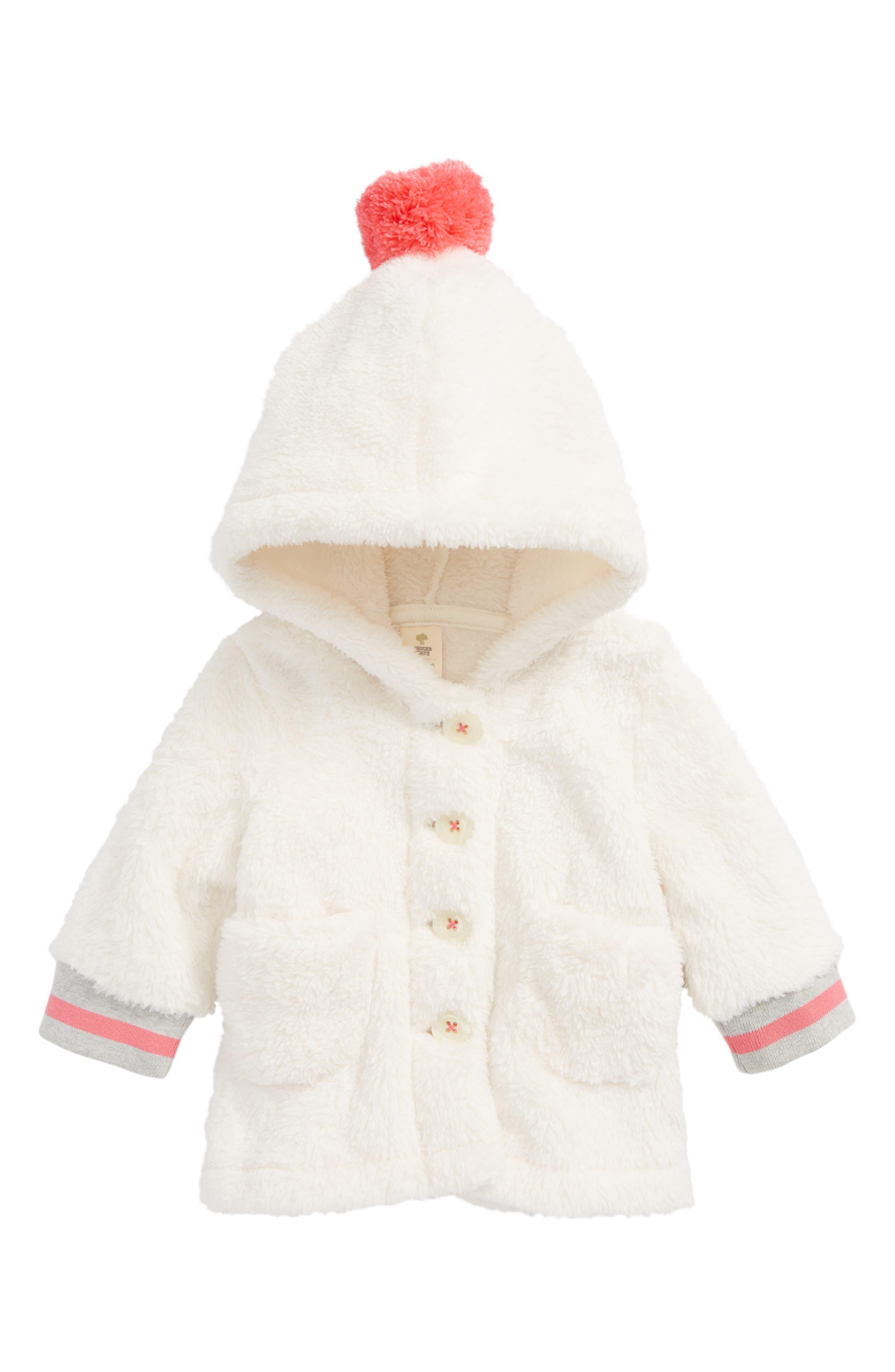 Cuddle Faux Fur Jacket,                             Main thumbnail 1, color,