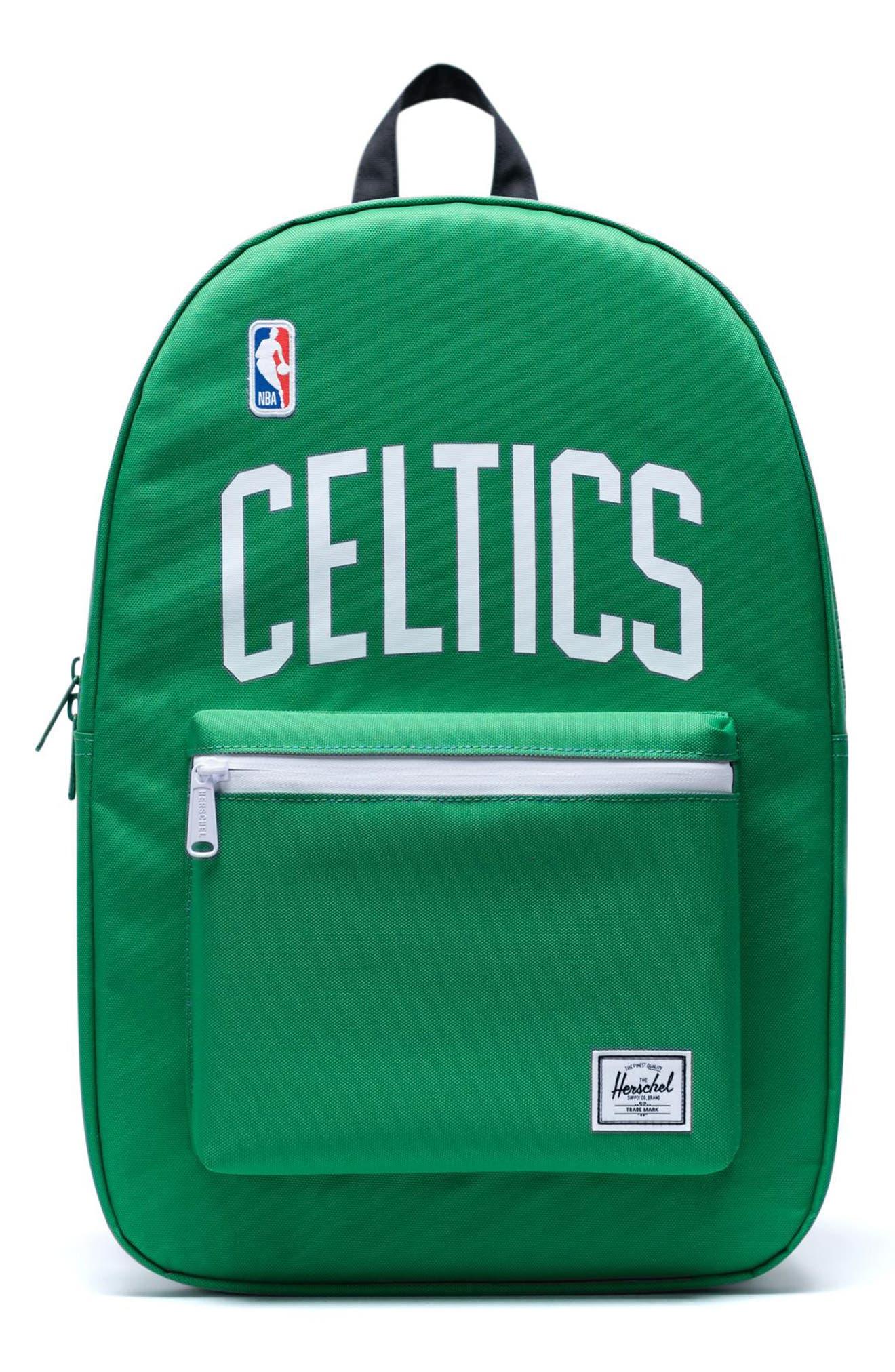 Herschel Supply Co. Settlement Nba Champions 15-Inch Laptop Backpack - Green