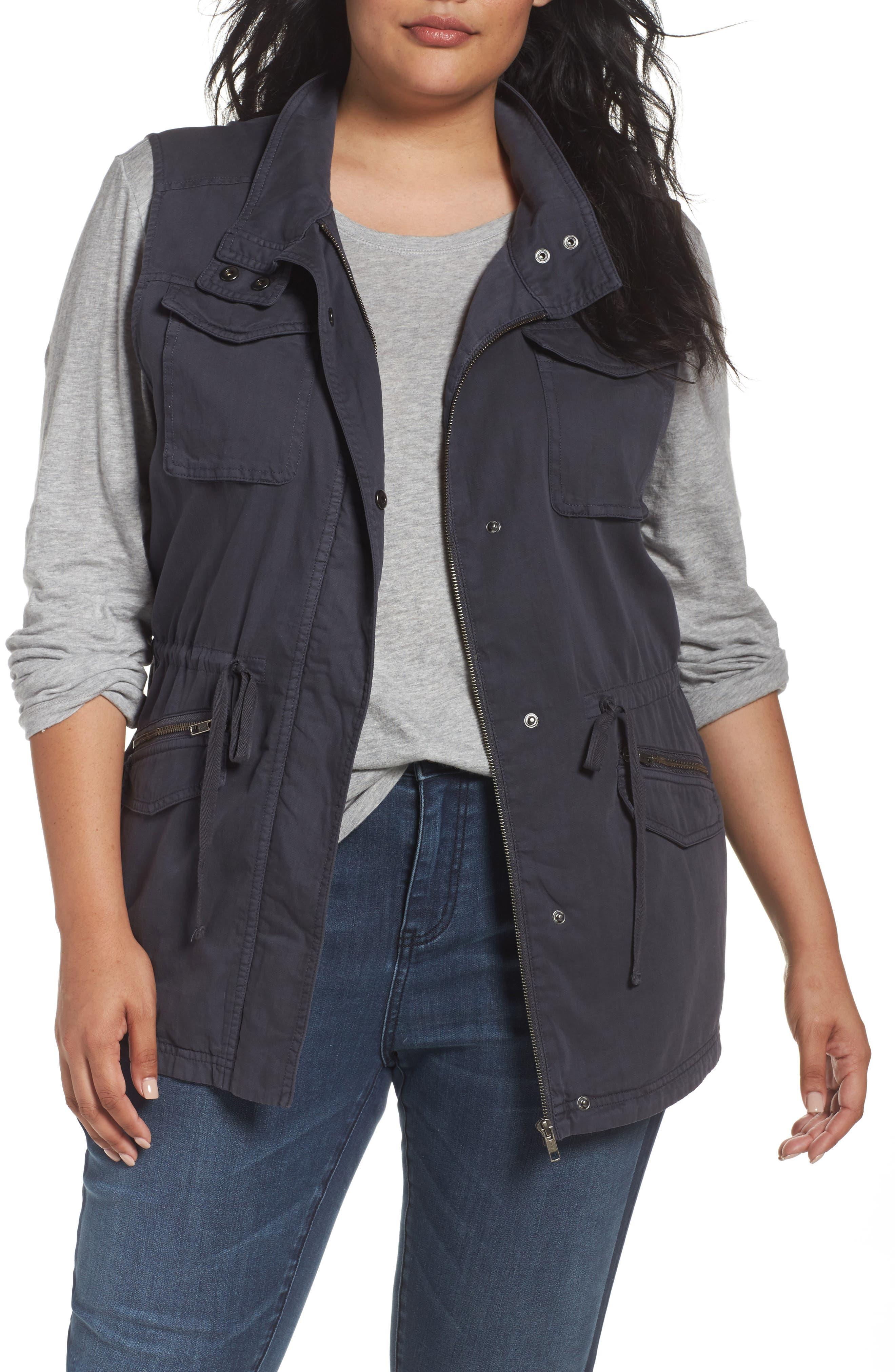 Utility Vest,                         Main,                         color,