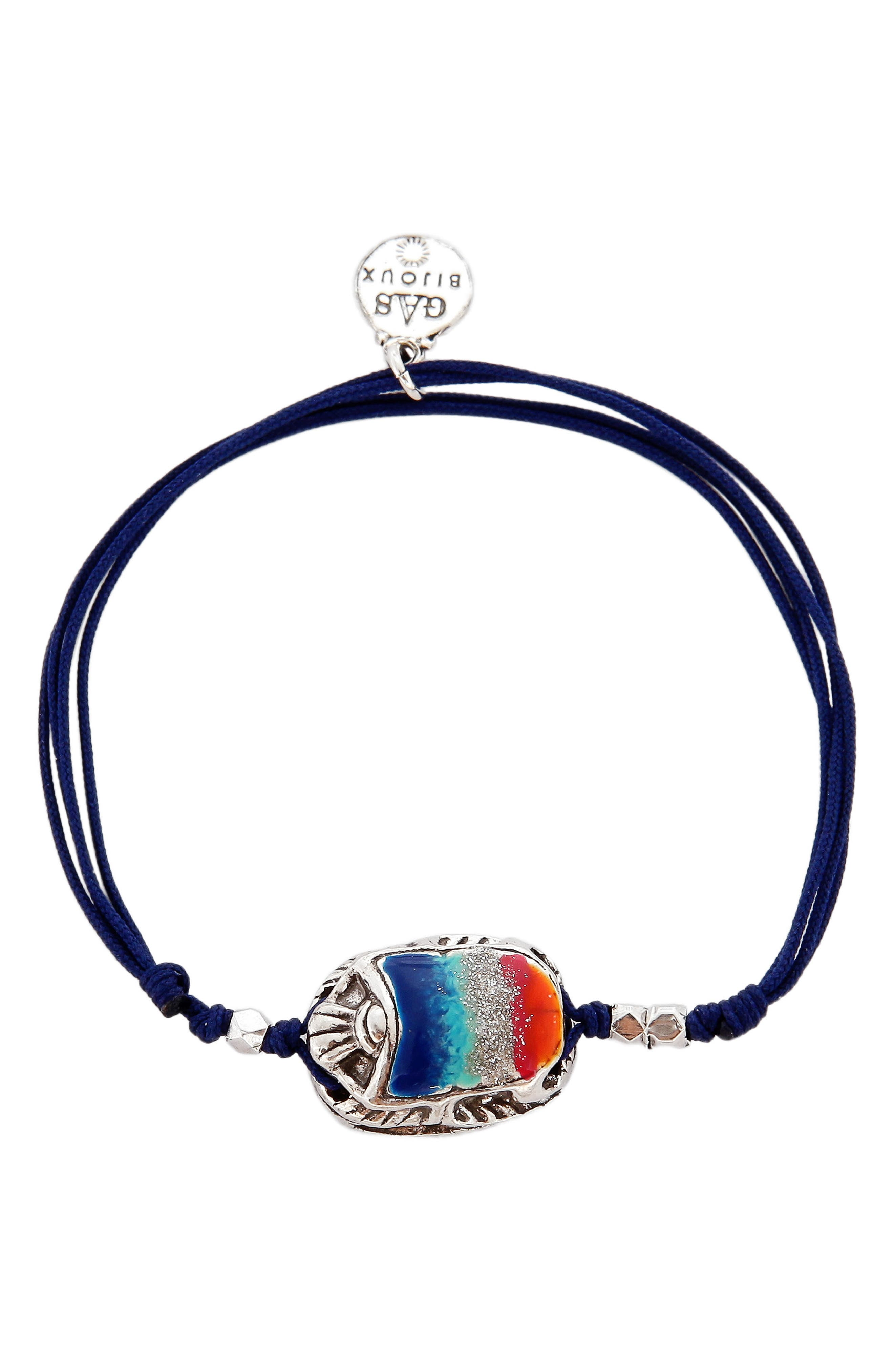 'Scaramouche' String Bracelet,                             Main thumbnail 5, color,