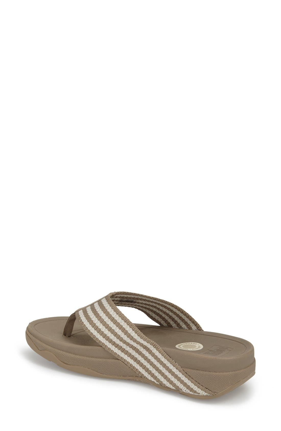 'Surfa' Thong Sandal,                             Alternate thumbnail 13, color,