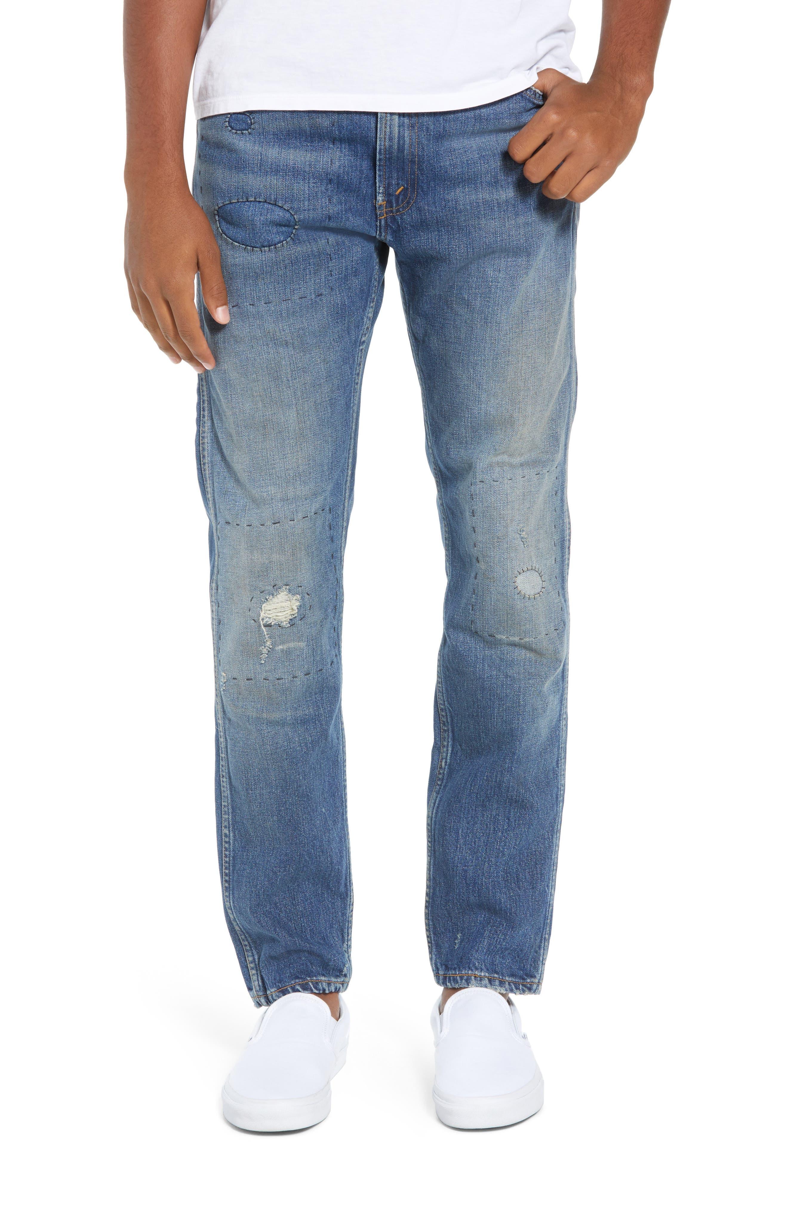 1969 606<sup>™</sup> Slim Fit Jeans,                         Main,                         color, 401