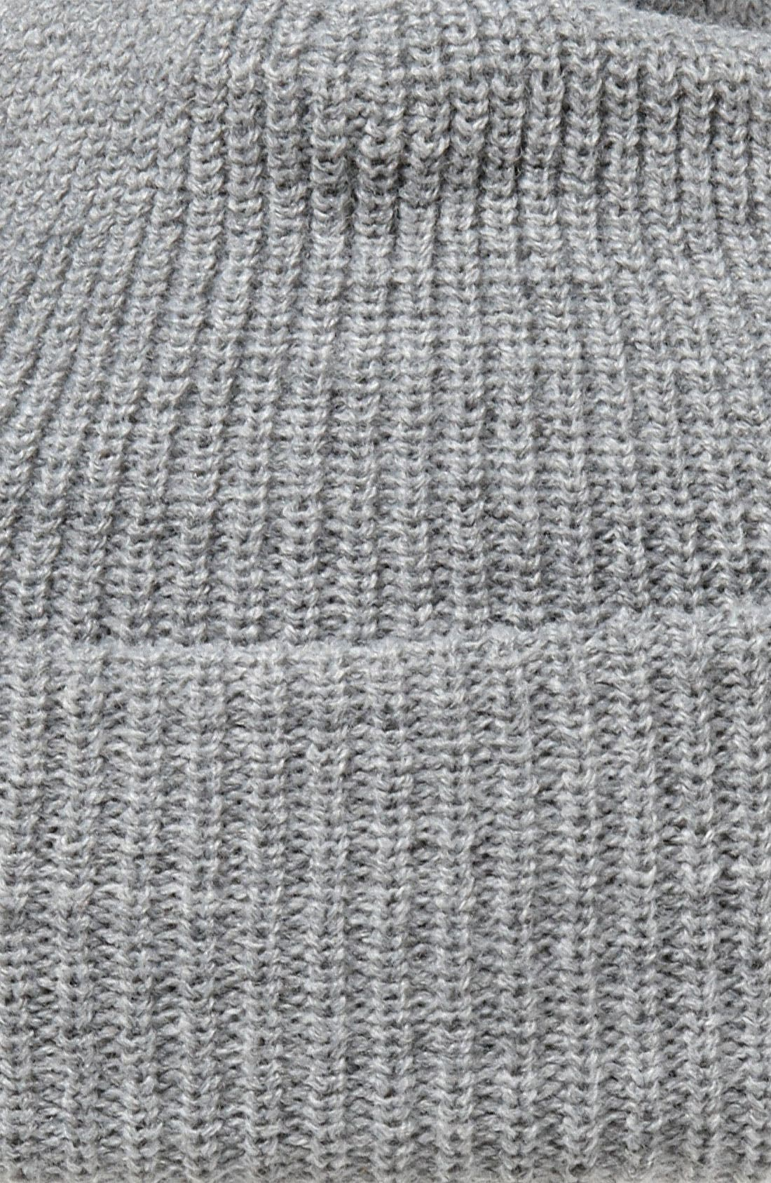 'Heist' Rib Knit Cap,                             Alternate thumbnail 15, color,