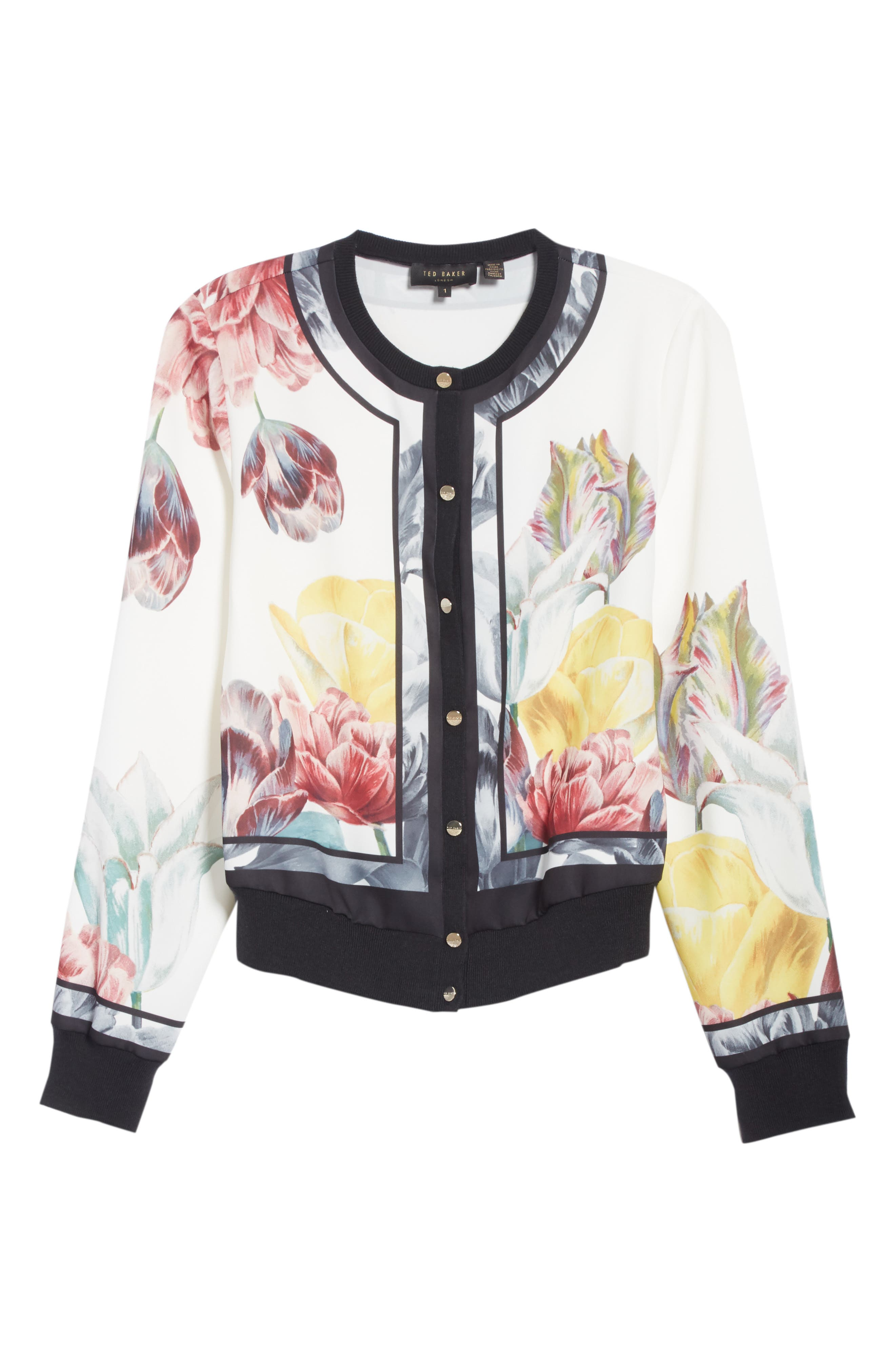 Olyviaa Tranquility Woven Jacket,                             Alternate thumbnail 5, color,                             WHITE