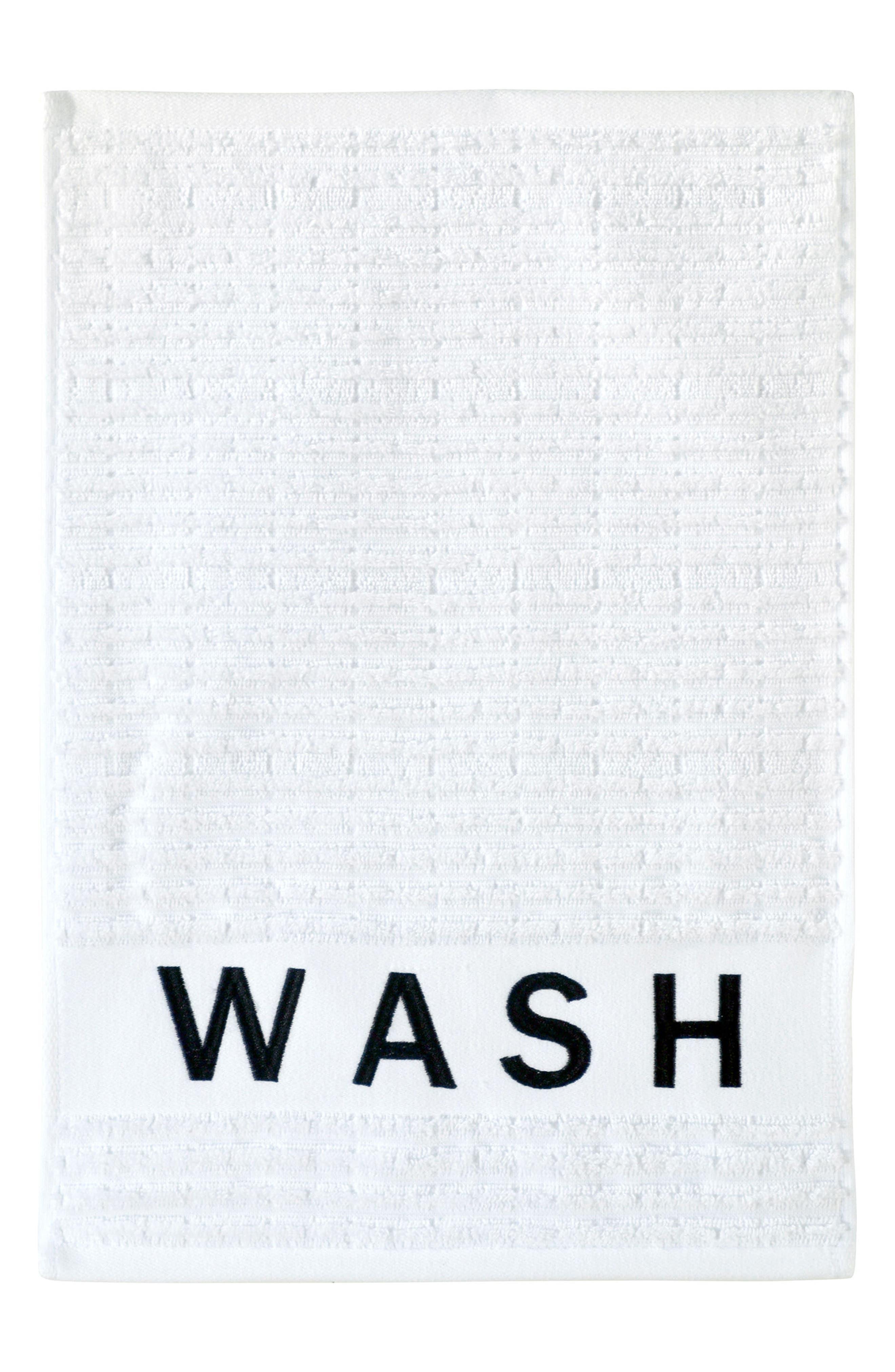 Chatter Fingertip Towel,                             Alternate thumbnail 2, color,                             100