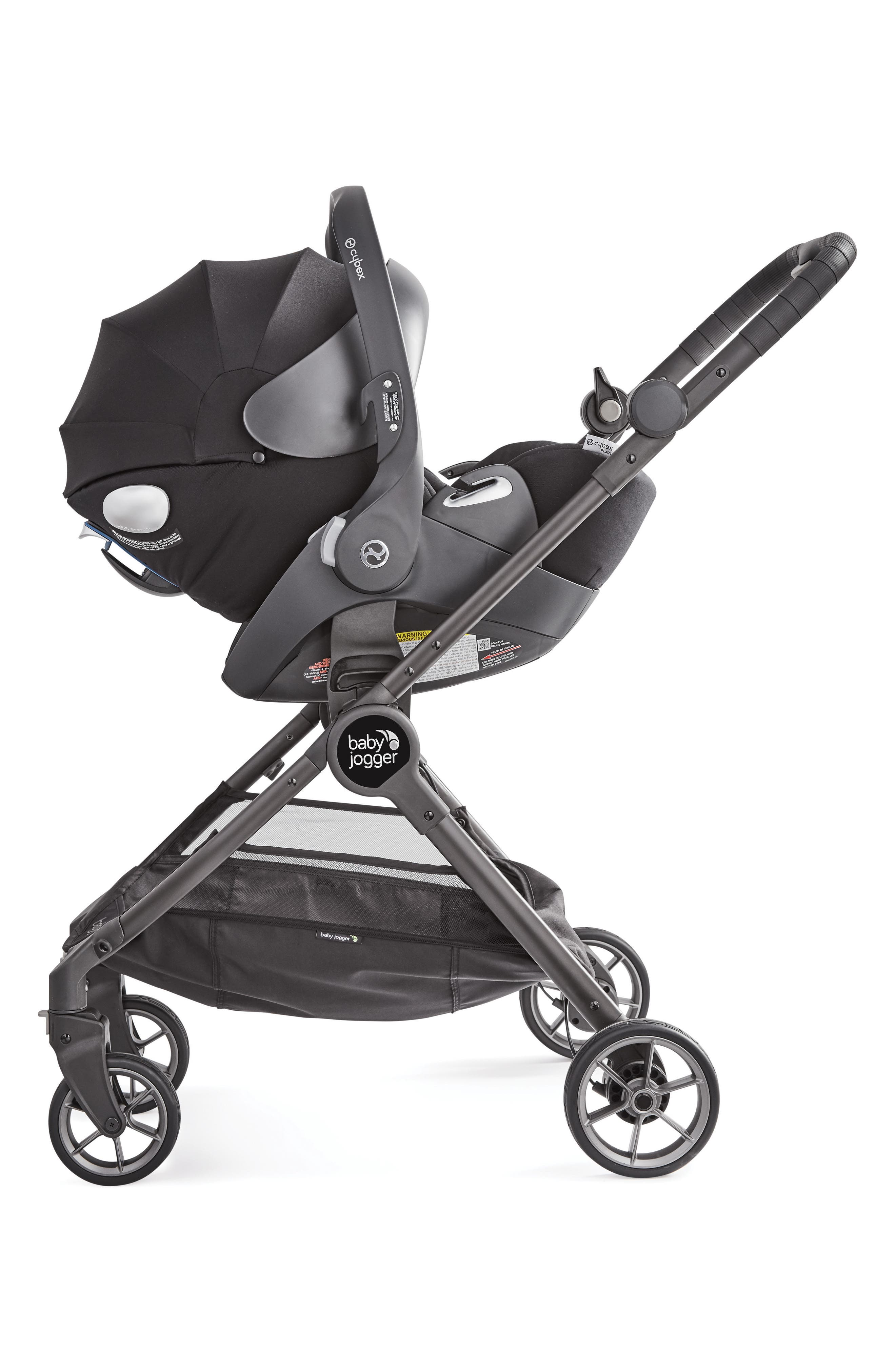 City Tour<sup>™</sup> LUX to Maxi-Cosi<sup>®</sup> & Cybex Car Seat Adapter,                             Main thumbnail 1, color,                             001