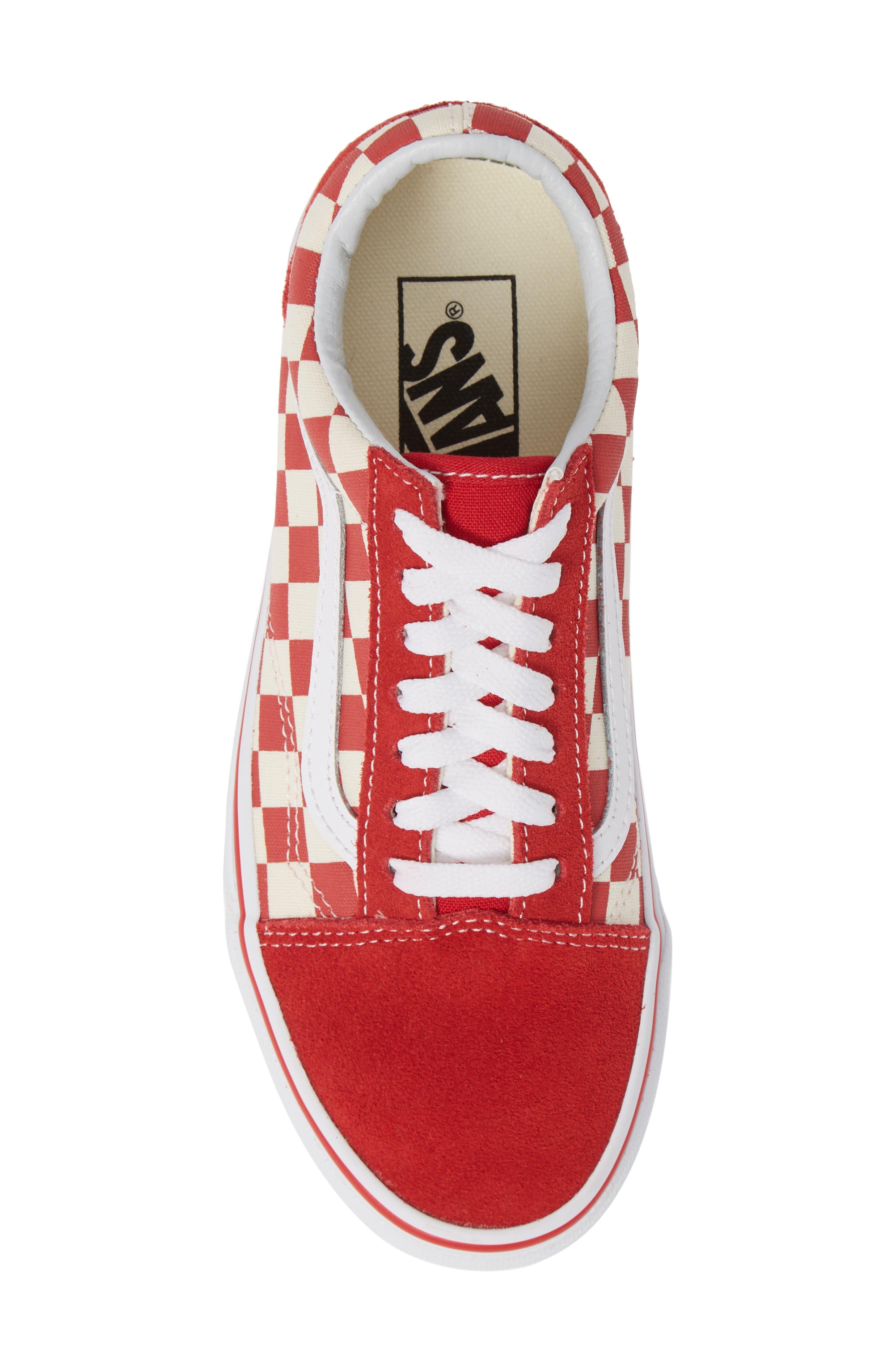 Old Skool Sneaker,                             Alternate thumbnail 5, color,                             610
