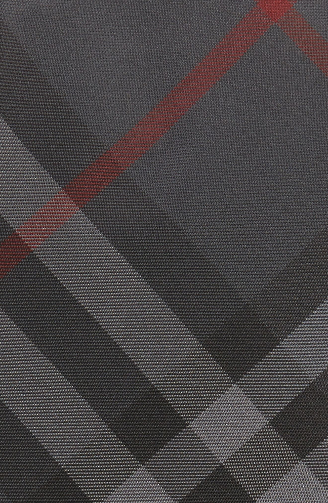 Manston Check Silk Tie,                             Alternate thumbnail 2, color,                             026
