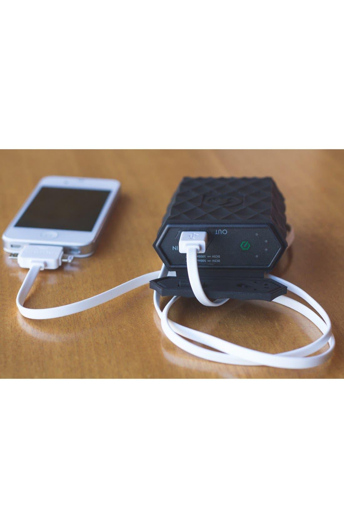 'Kodiak' Portable Power Bank,                             Alternate thumbnail 5, color,                             001