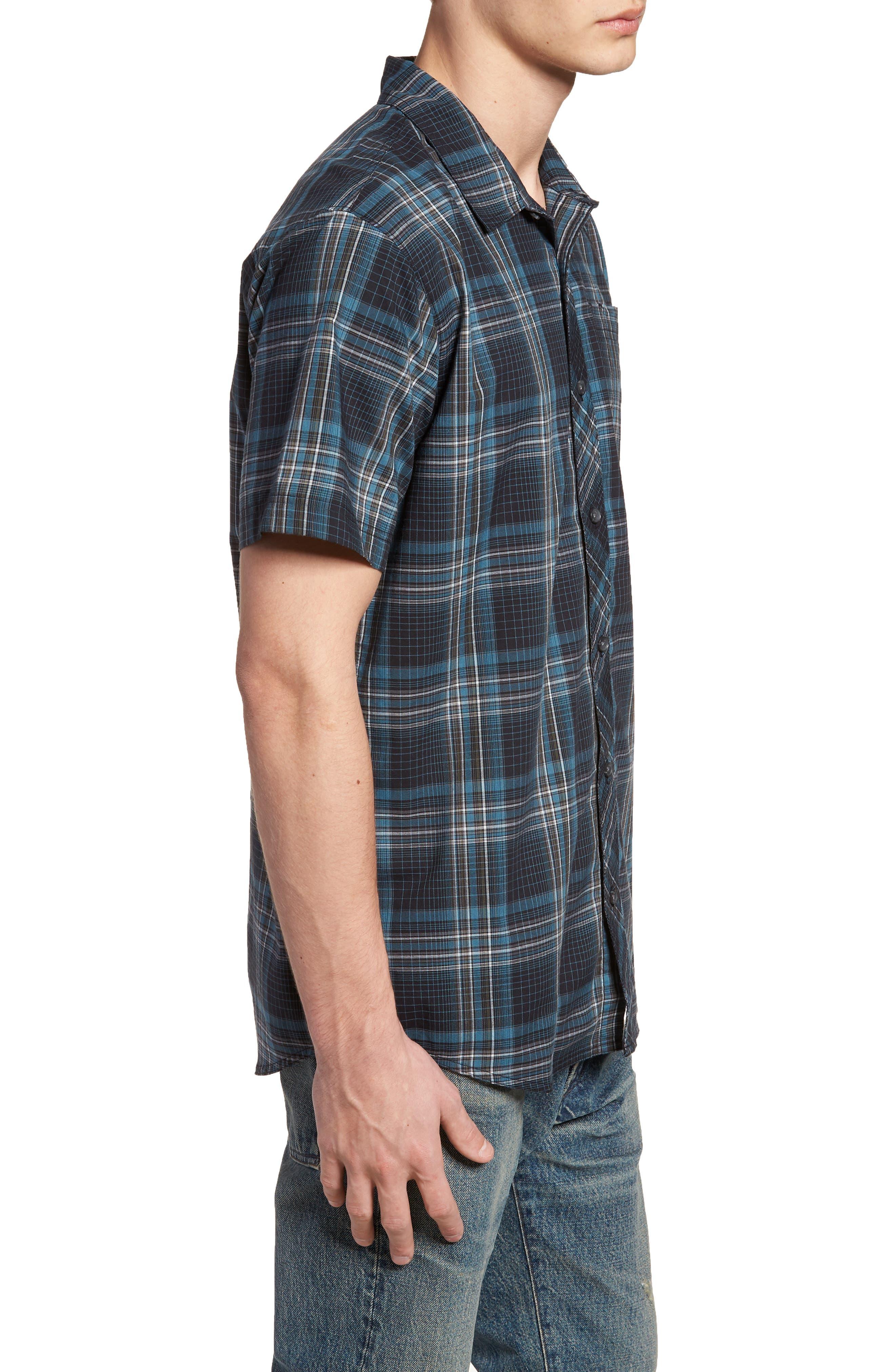 Gentry Short Sleeve Shirt,                             Alternate thumbnail 9, color,