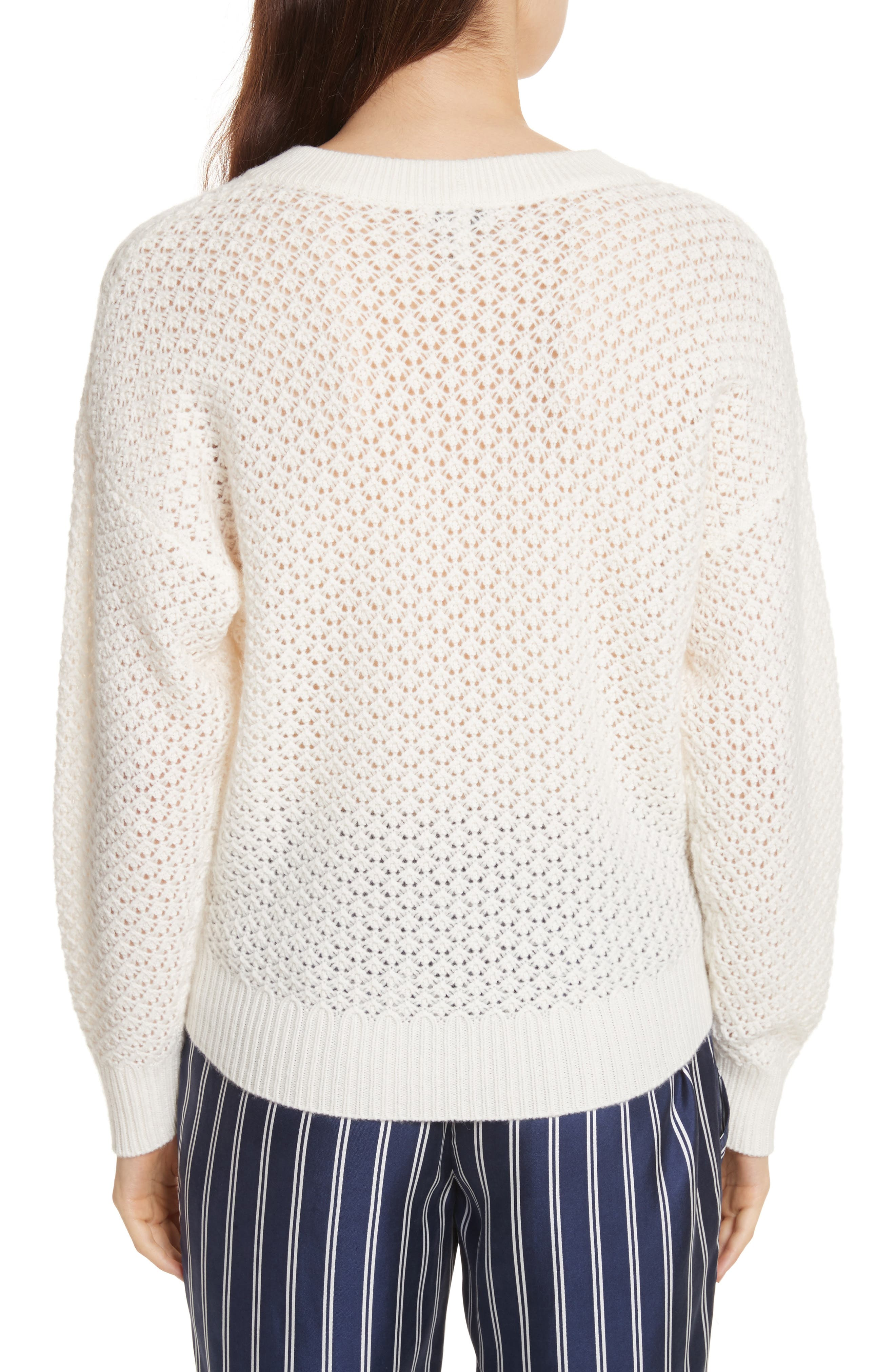 Vedis Wool & Cashmere Sweater,                             Alternate thumbnail 2, color,