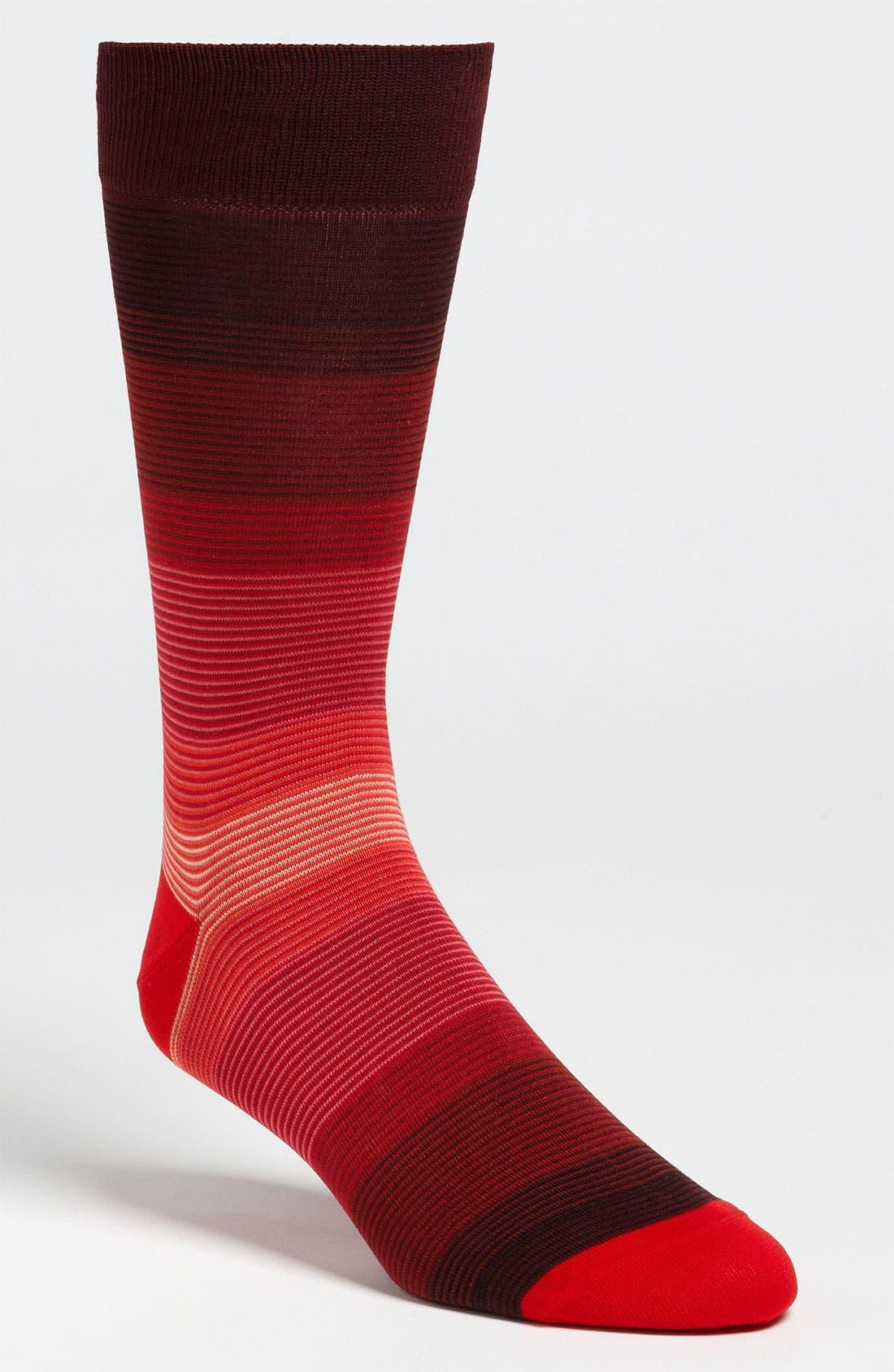Stripe Socks,                             Main thumbnail 14, color,