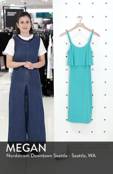 Flounce Front Dress, sales video thumbnail