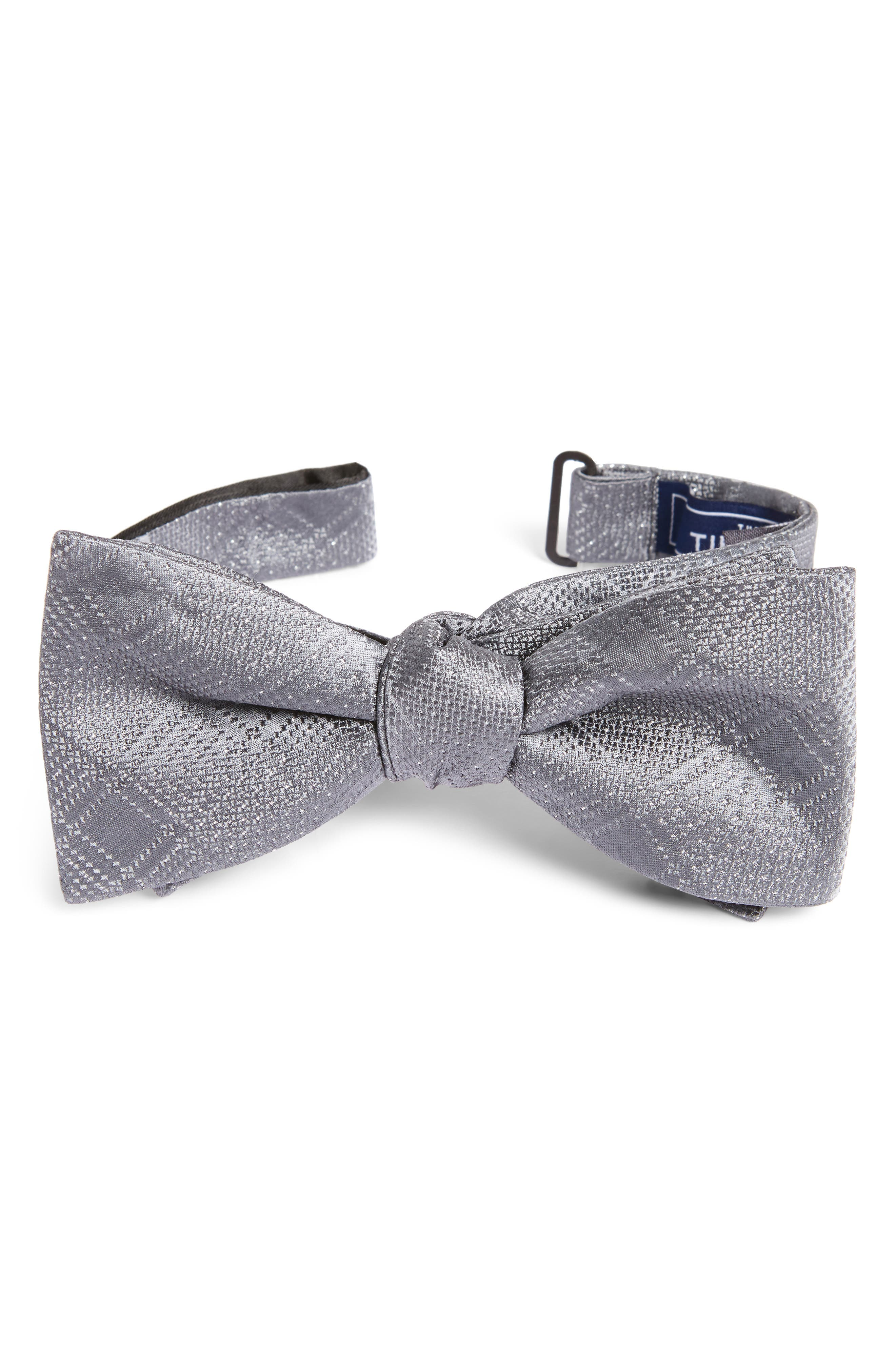 City Block Silk Bow Tie,                         Main,                         color, 039