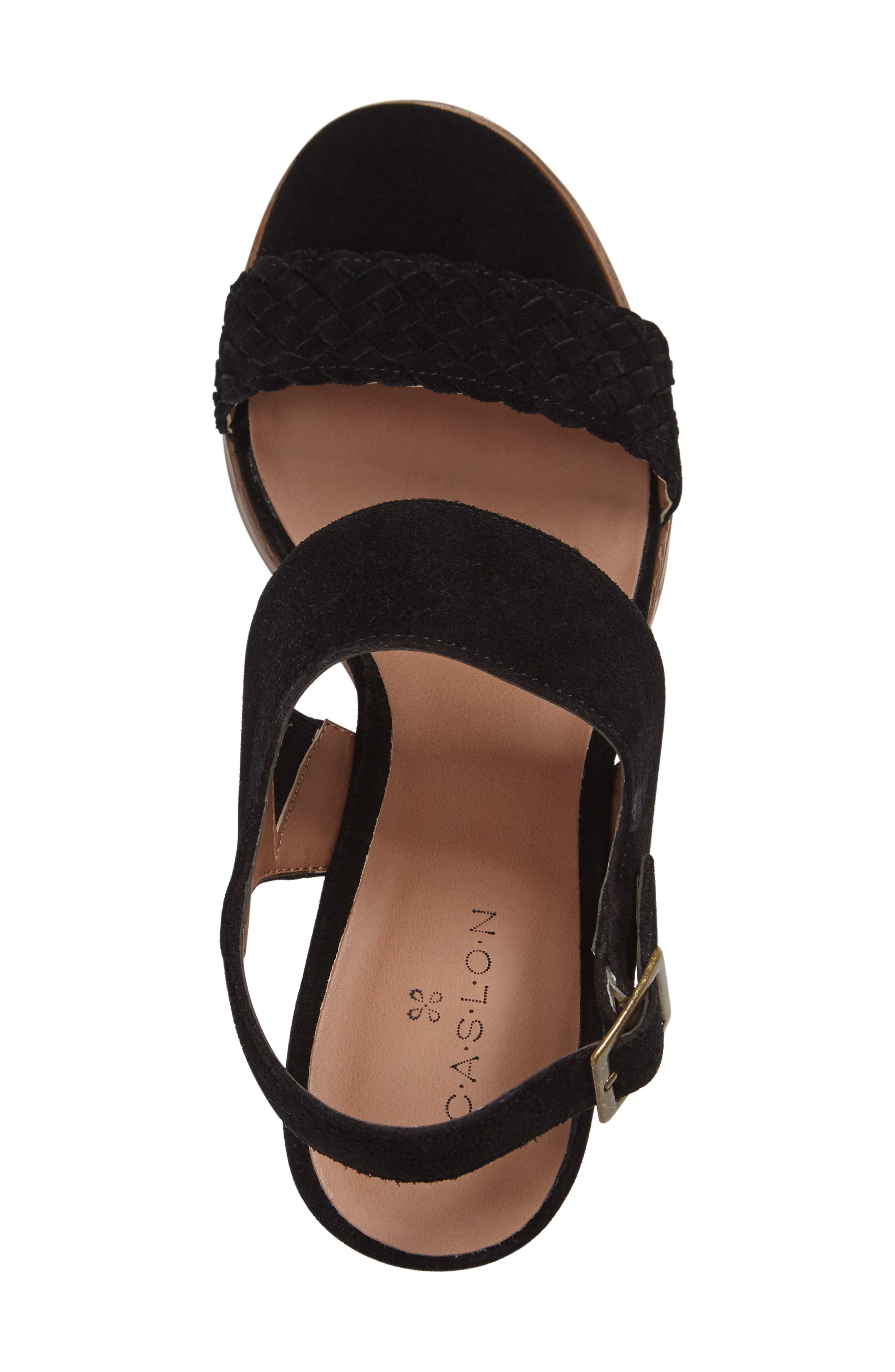 CASLON<SUP>®</SUP>,                             Carden 2 Sandal,                             Alternate thumbnail 3, color,                             001